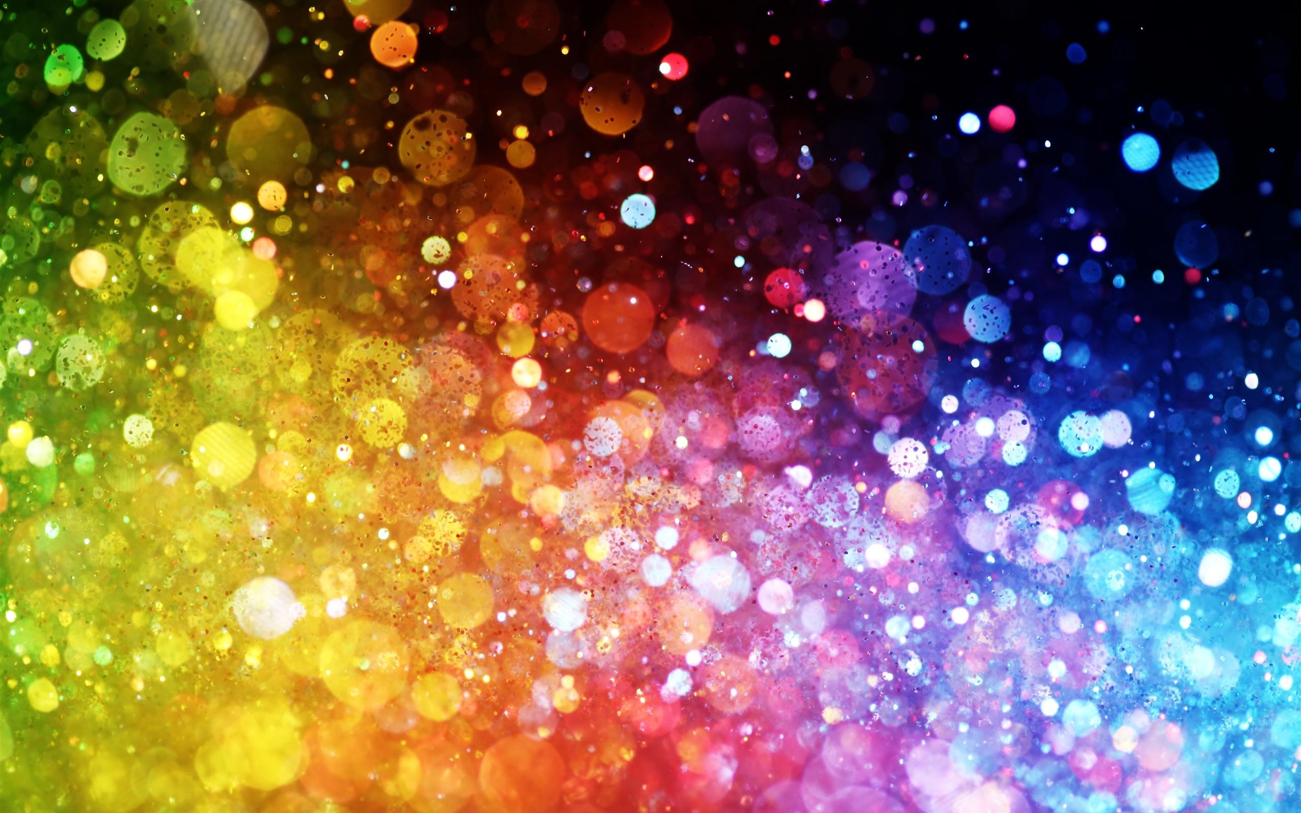 Colores del arco iris luces de colores cuadros for Luces de colores