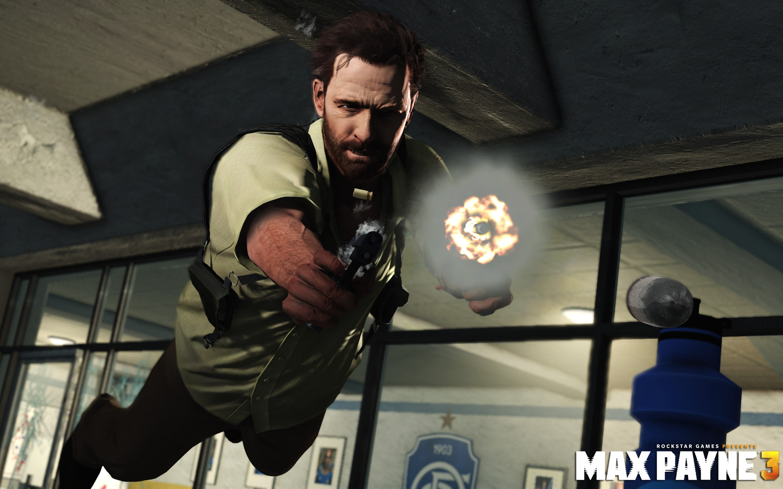 Wallpaper Max Payne 3 Xbox Games 2560x1600 Hd Picture Image
