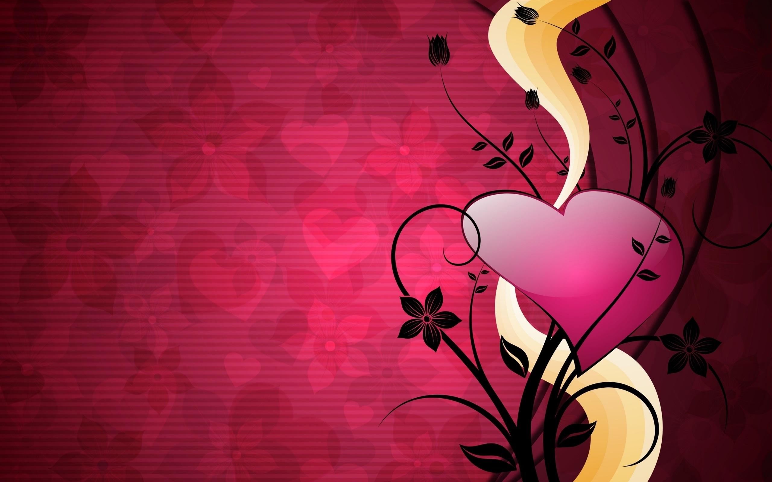 линии узоры сердце без смс