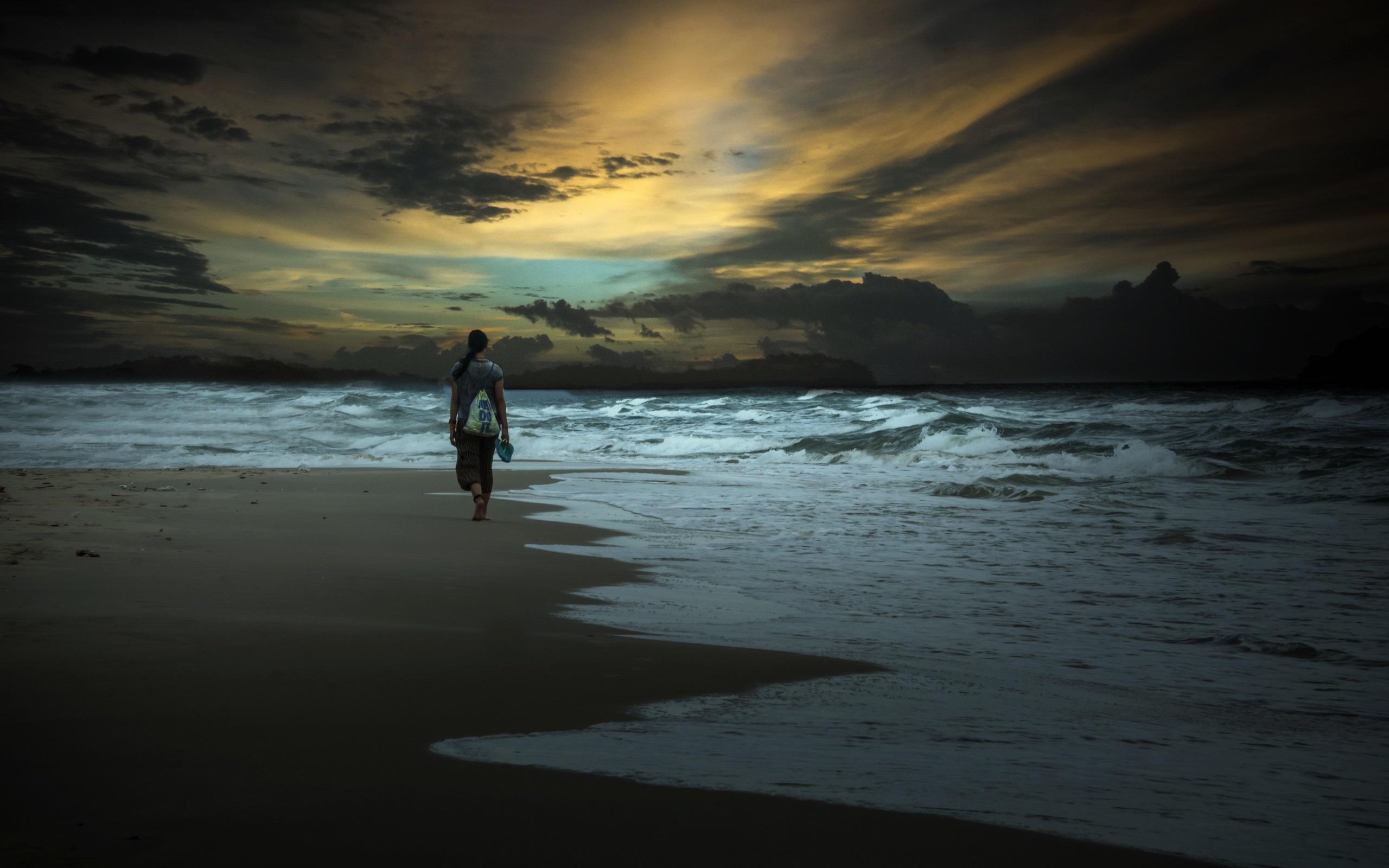 Картинки по запросу ночь пляж