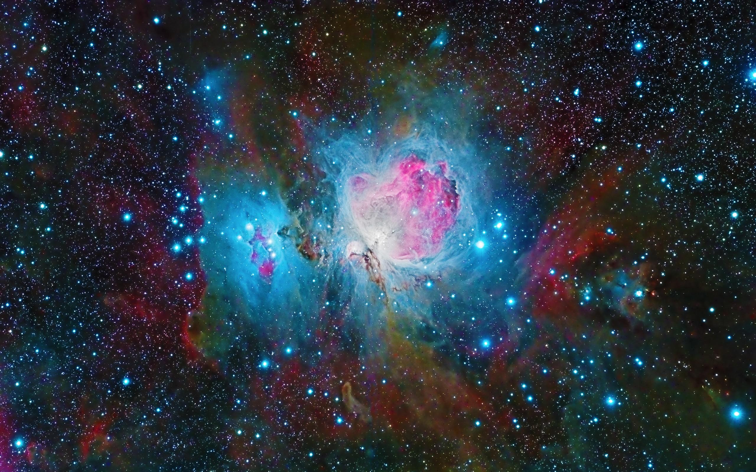 壁紙 オリオン星雲 美しい宇宙 星 3840x2160 Uhd 4k 無料の