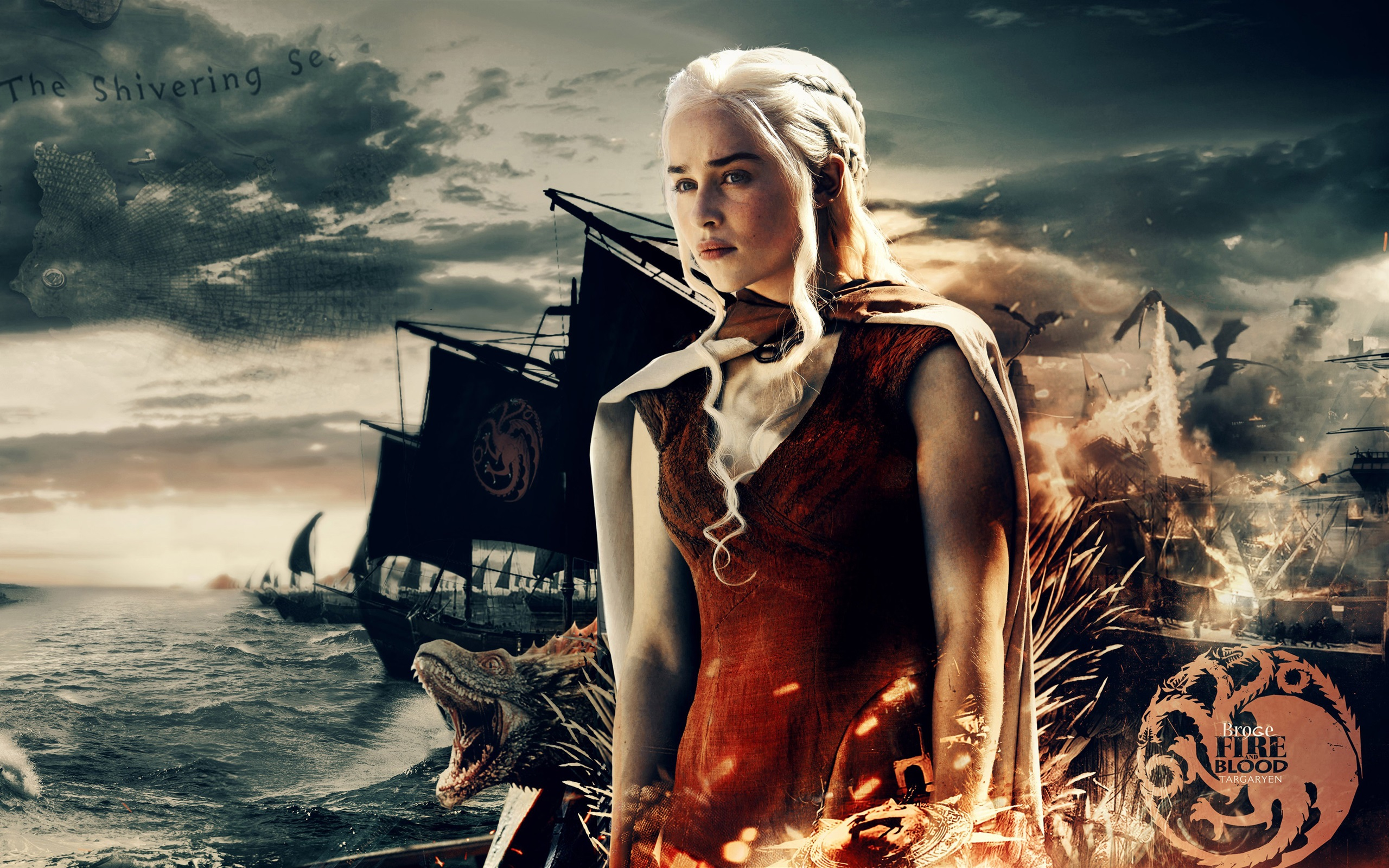 Wallpaper Game Of Thrones A Song Of Ice And Fire Tv Series