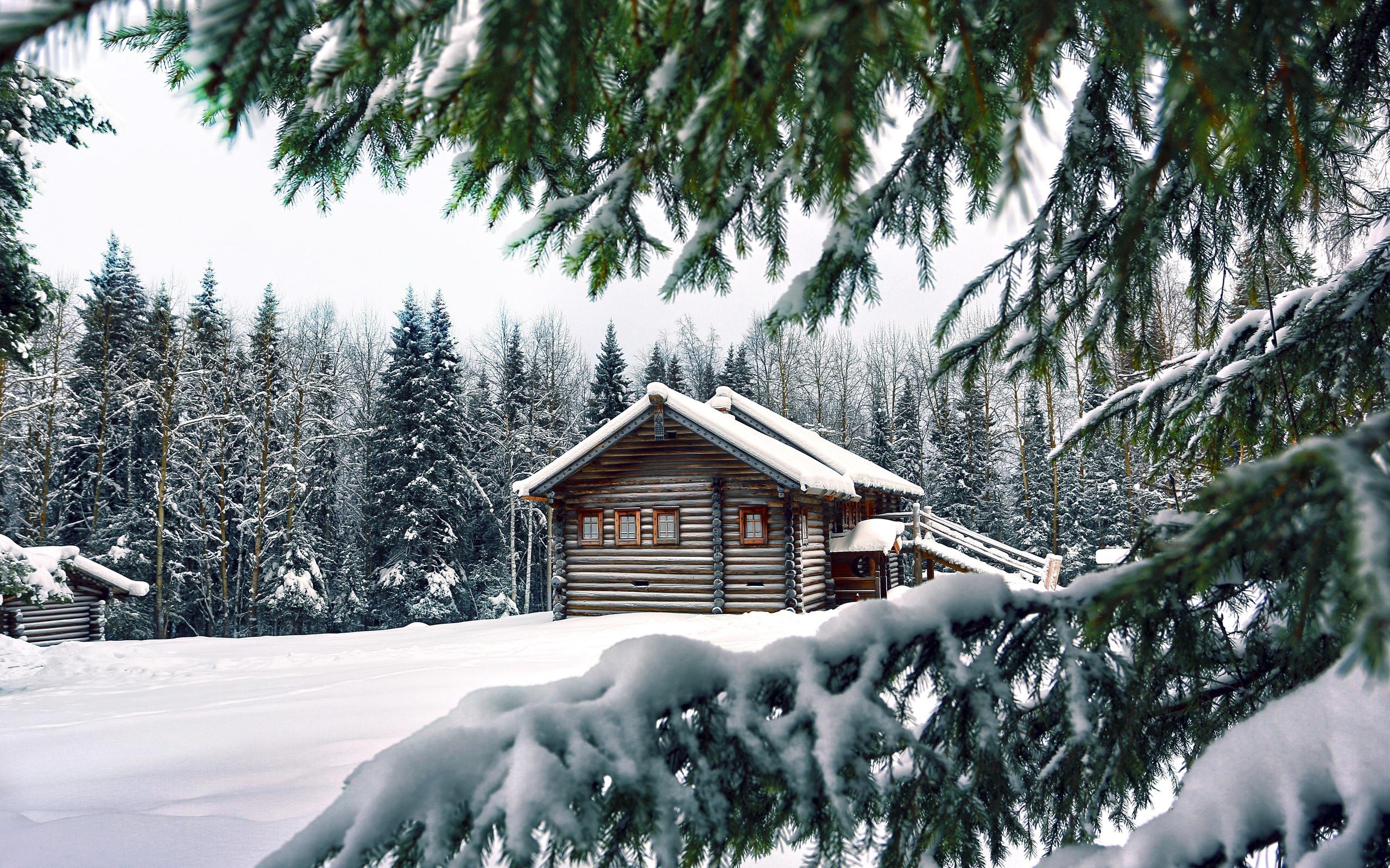 этой картинки рабочего стола дом зимой последнее воскресенье