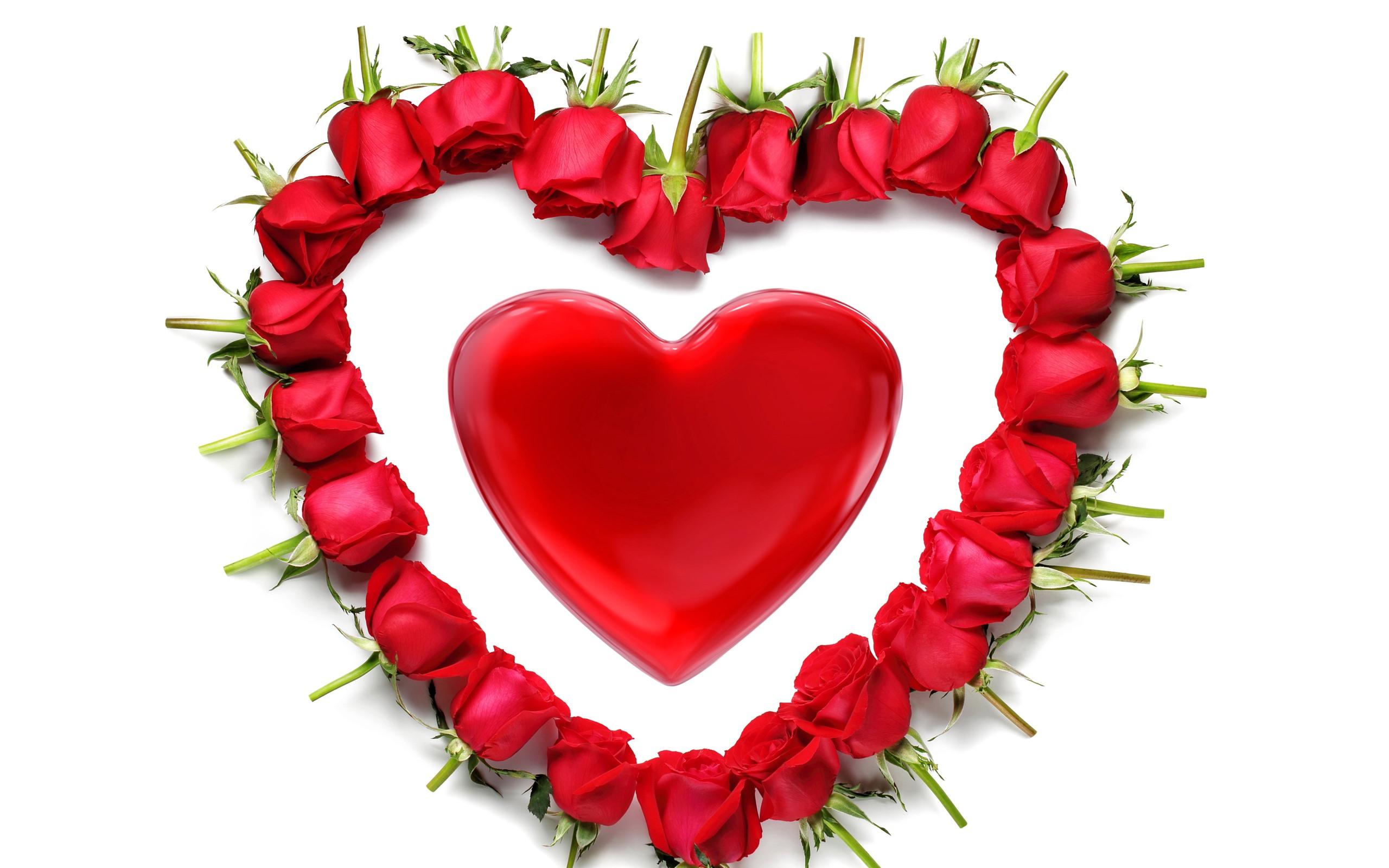 качественные картинки сердца собрана