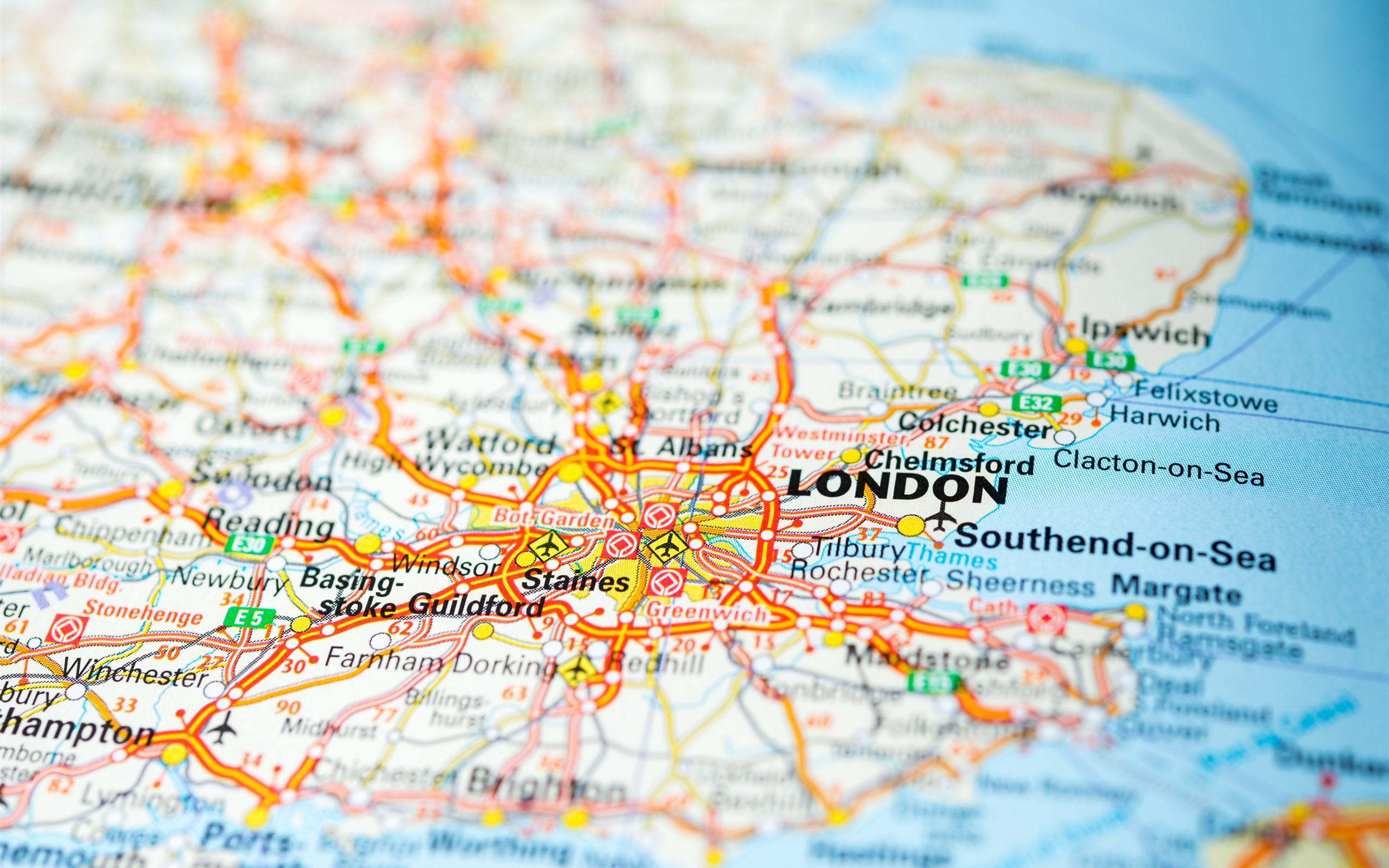 Map Of London 1600.Wallpaper Map England London 3840x2160 Uhd 4k Picture Image