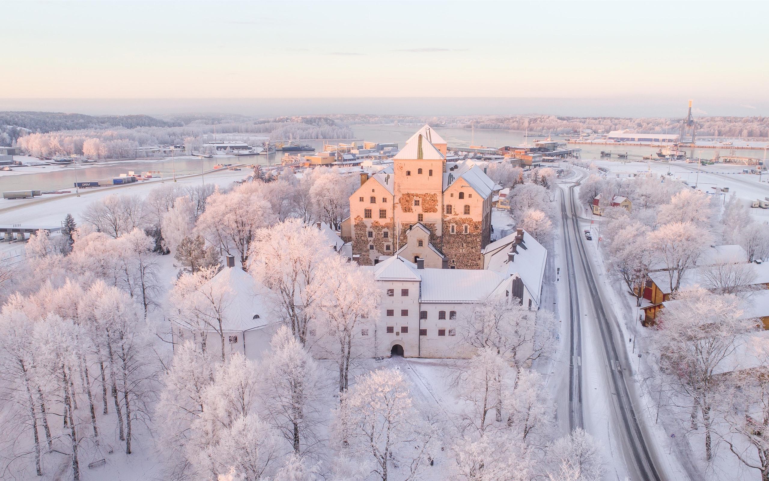 финляндия турку достопримечательности фото сможете представить себе