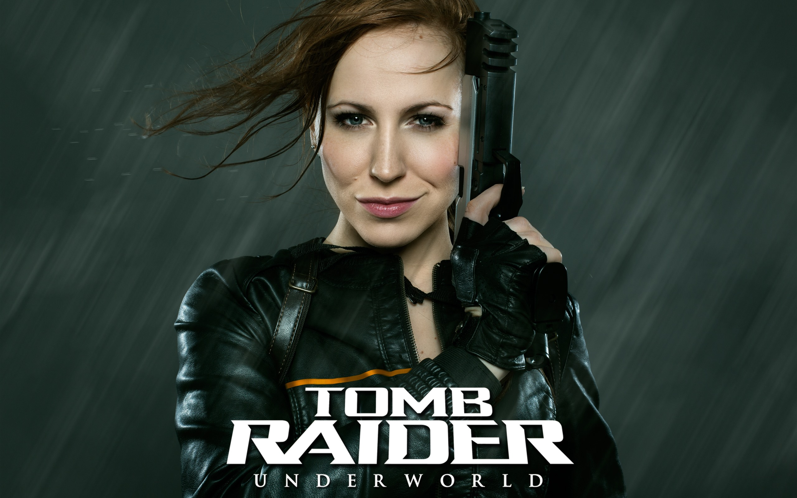 Cosplay Girl Lara Tomb Raider Underworld 1242x2688 Iphone