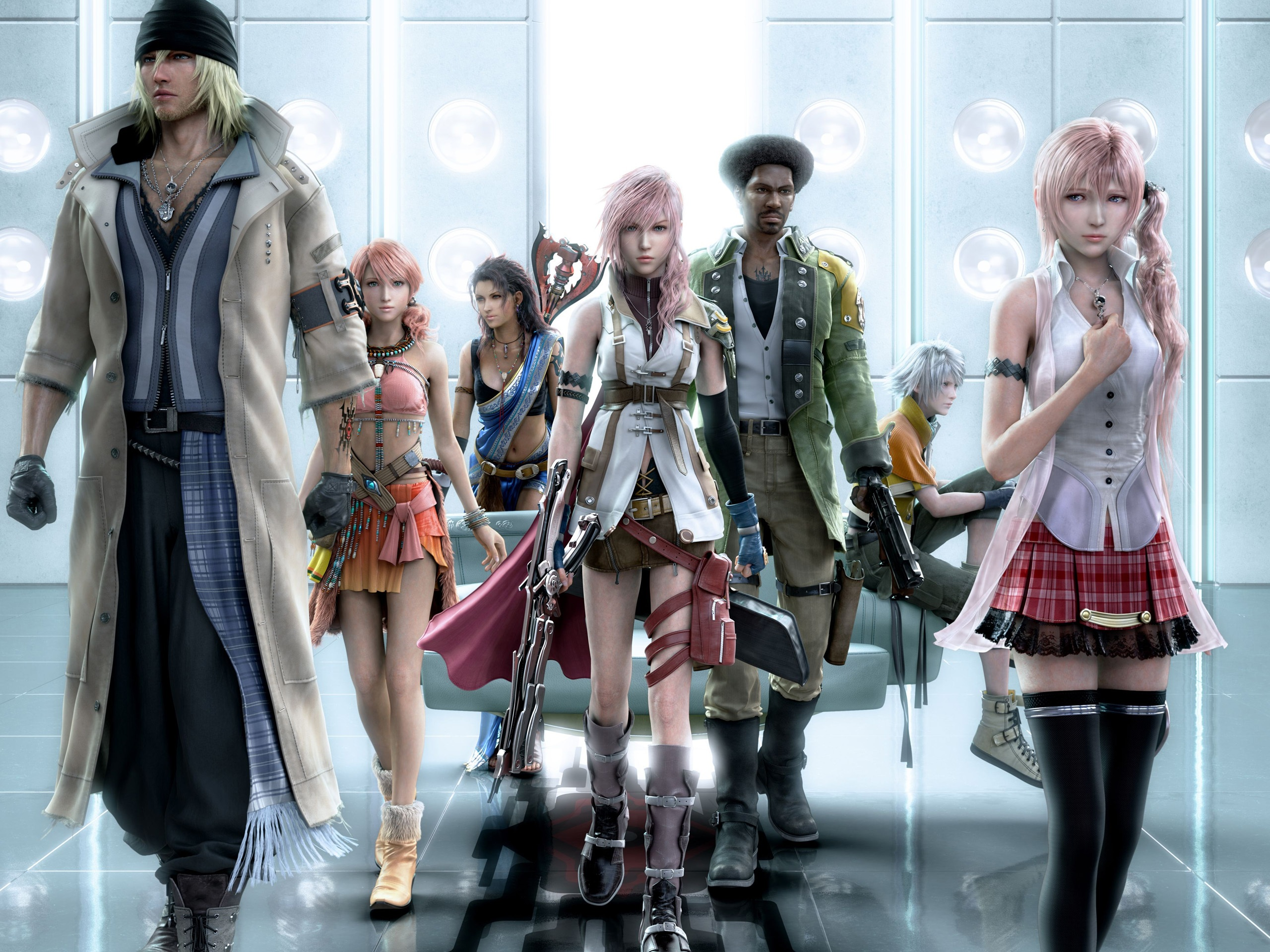wallpaper final fantasy xiii hd 2560x1920 hd picture, image