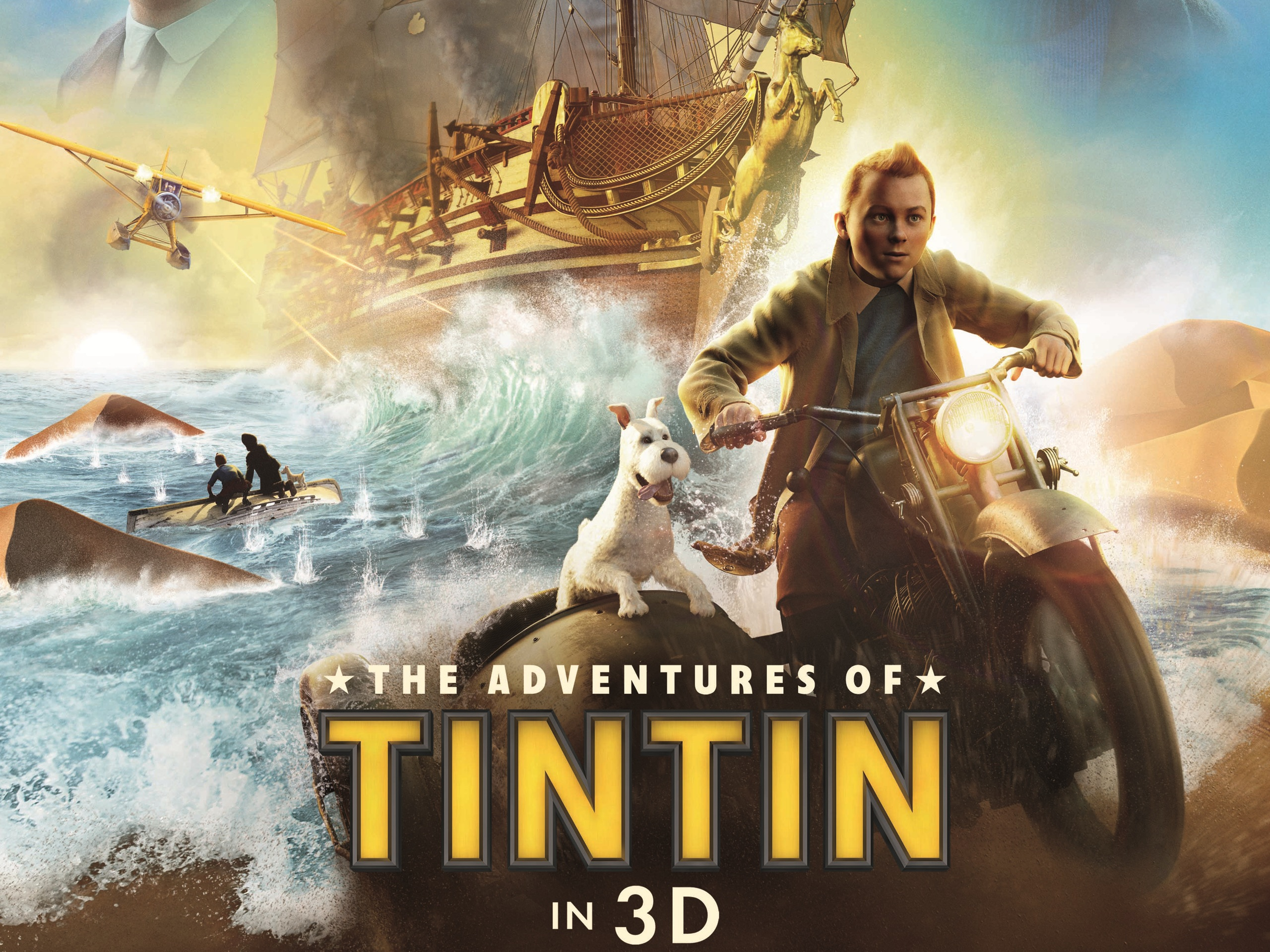 A great adventure with Tintin - Youth Are Awesome