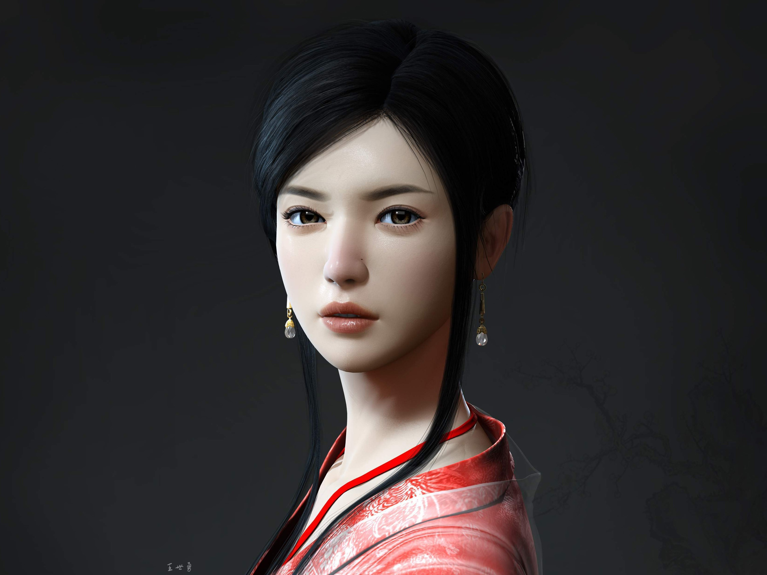 Calendar Girl Wallpaper Hd : Wallpaper beautiful girl in ancient china hd