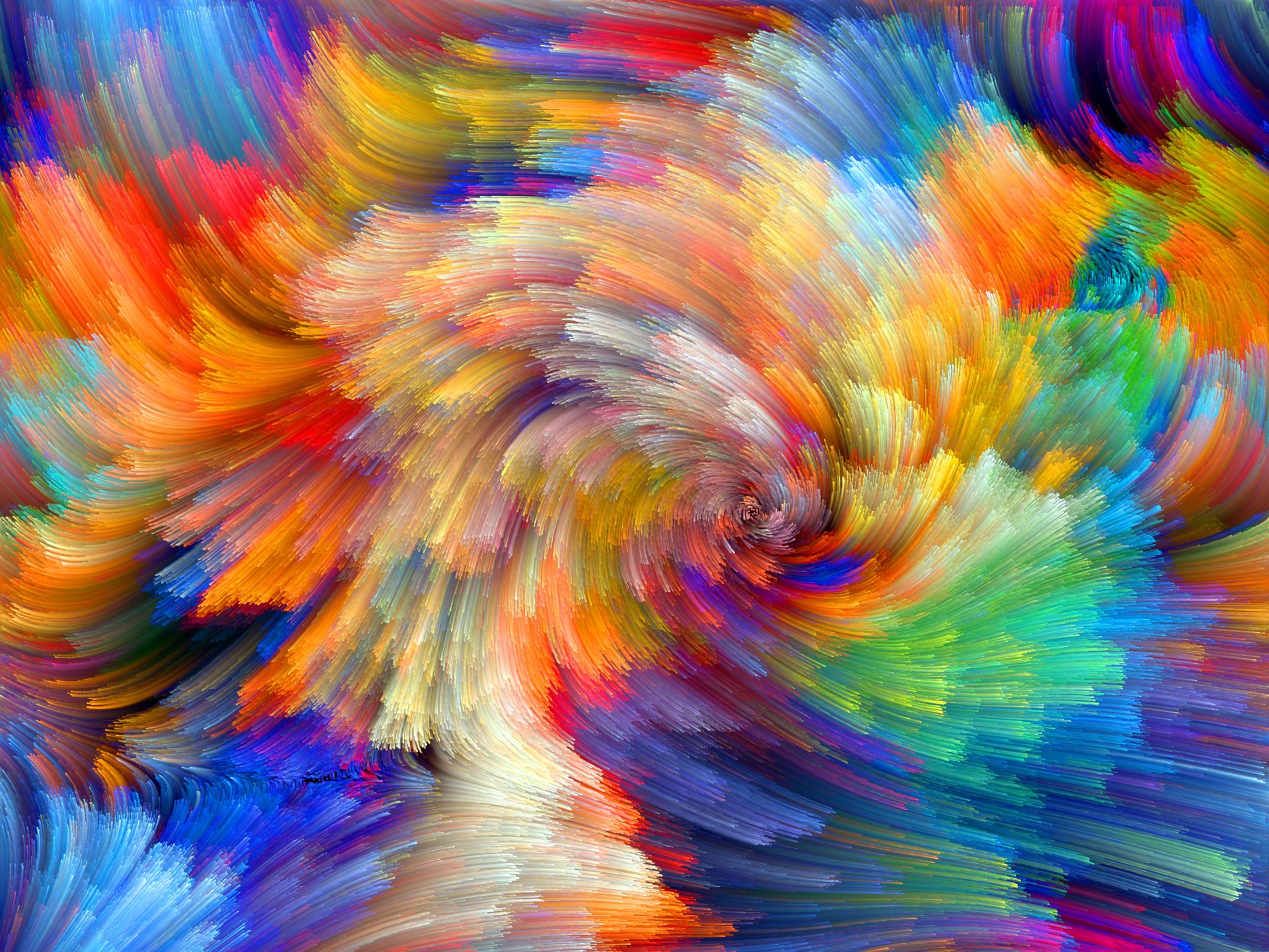 Fondos de pantalla modelo del arco iris l neas de colores for Imagenes de cuadros abstractos grandes