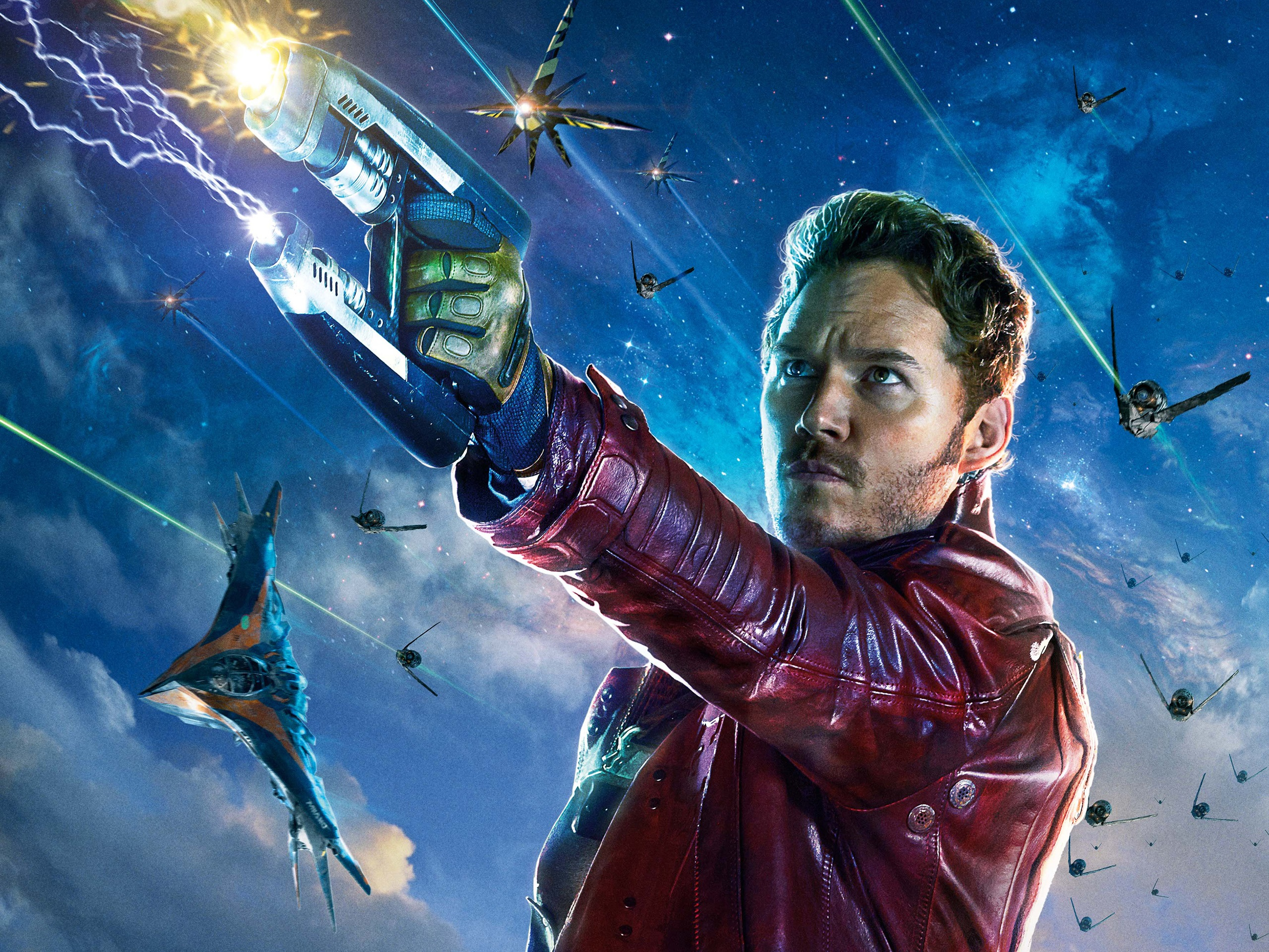 Fondos De Pantalla Chris Pratt Guardianes De La Galaxia