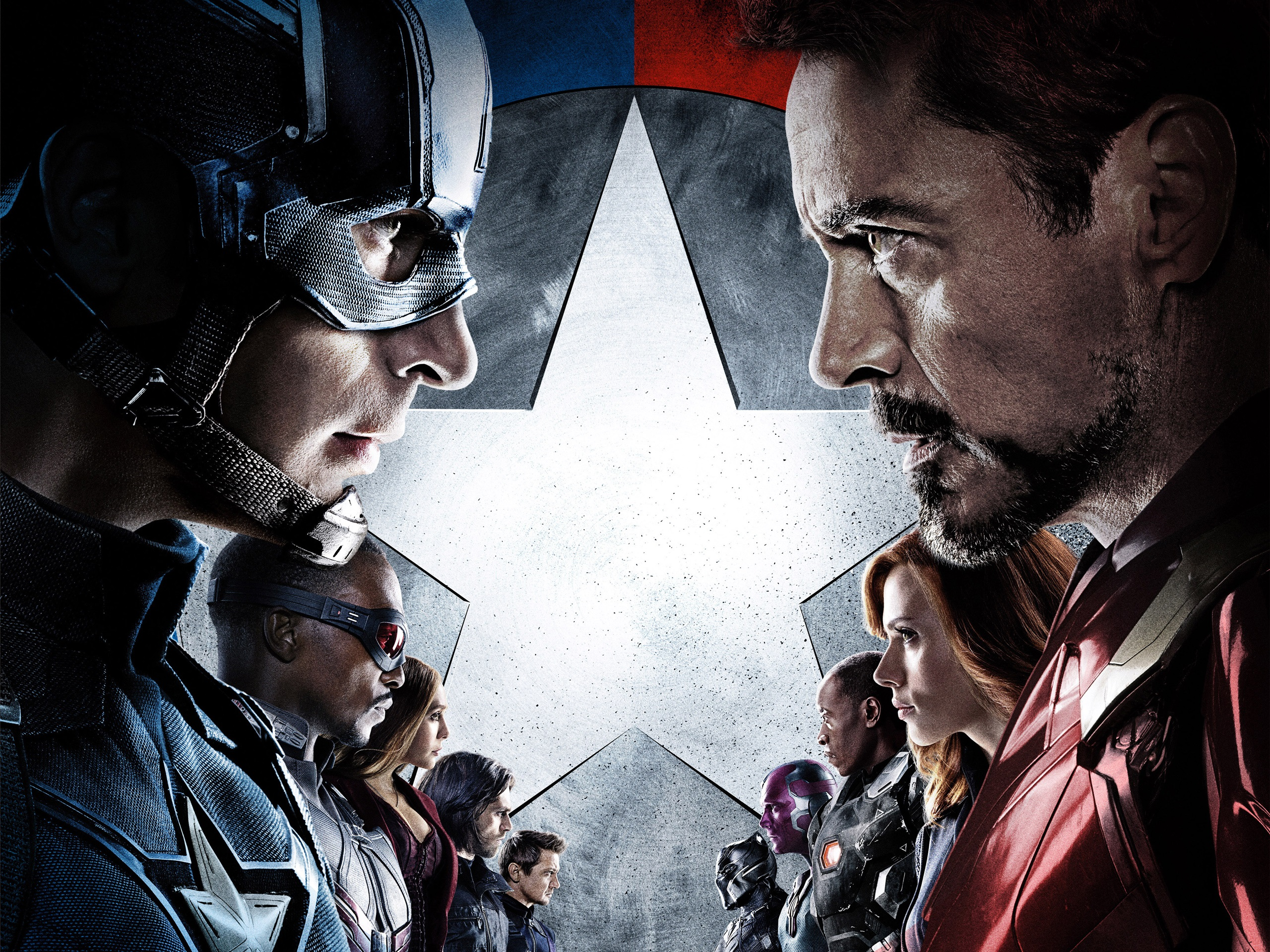 Wallpaper Captain America Civil War 2016 2560x1920 Hd Picture Image