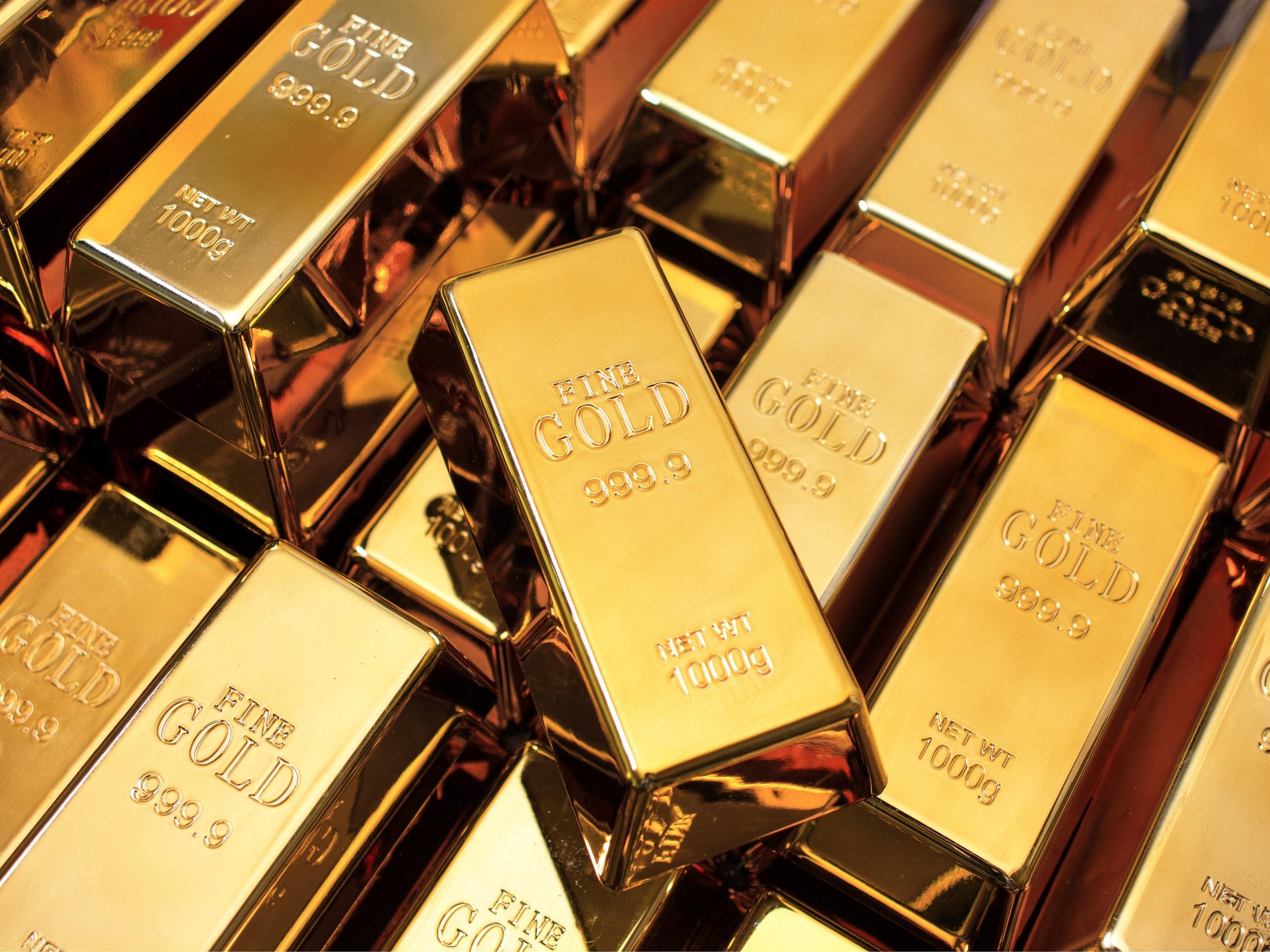 Wallpaper High Purity Gold Bullion 3840x2160 Uhd 4k
