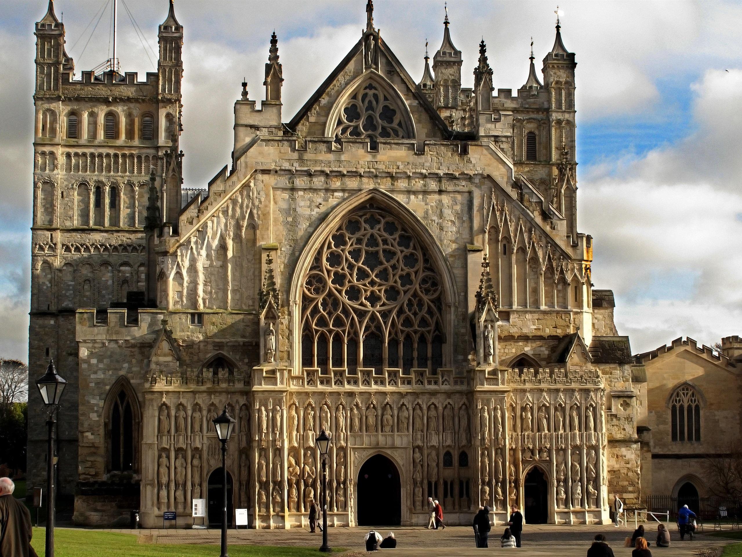 壁紙 ゴシック様式の教会 イングランド 2880x1800 Hd 無料の