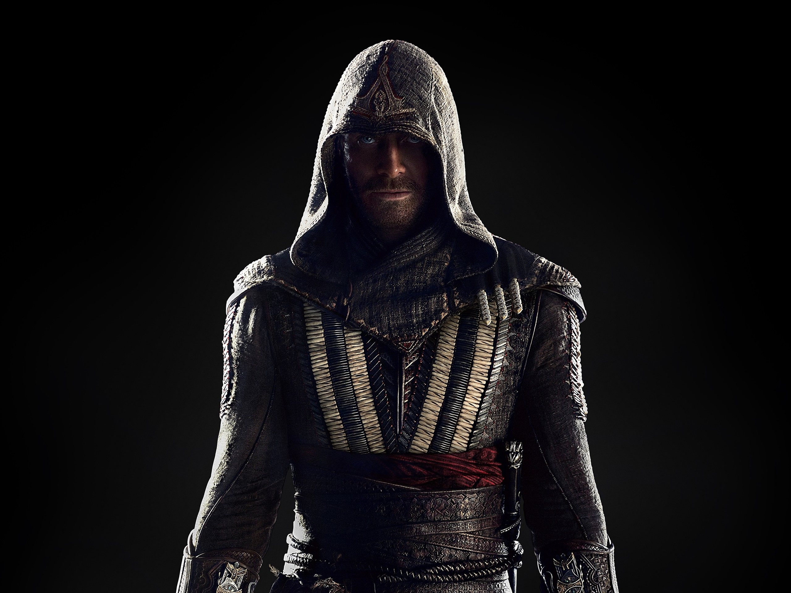 Michael Fassbender, Assassin's Creed 2016 movie wallpaper 2560x1920