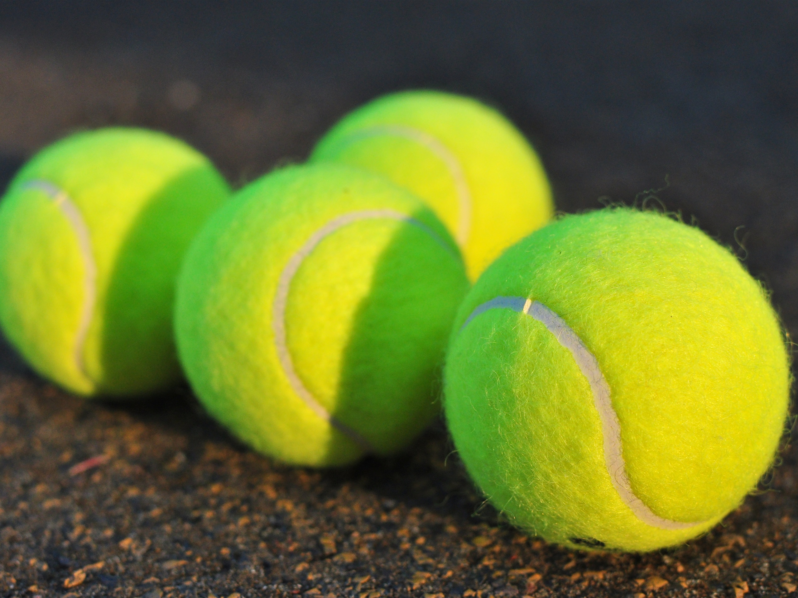 Wallpaper Tennis Close Up 3840x2160 Uhd 4k Picture Image