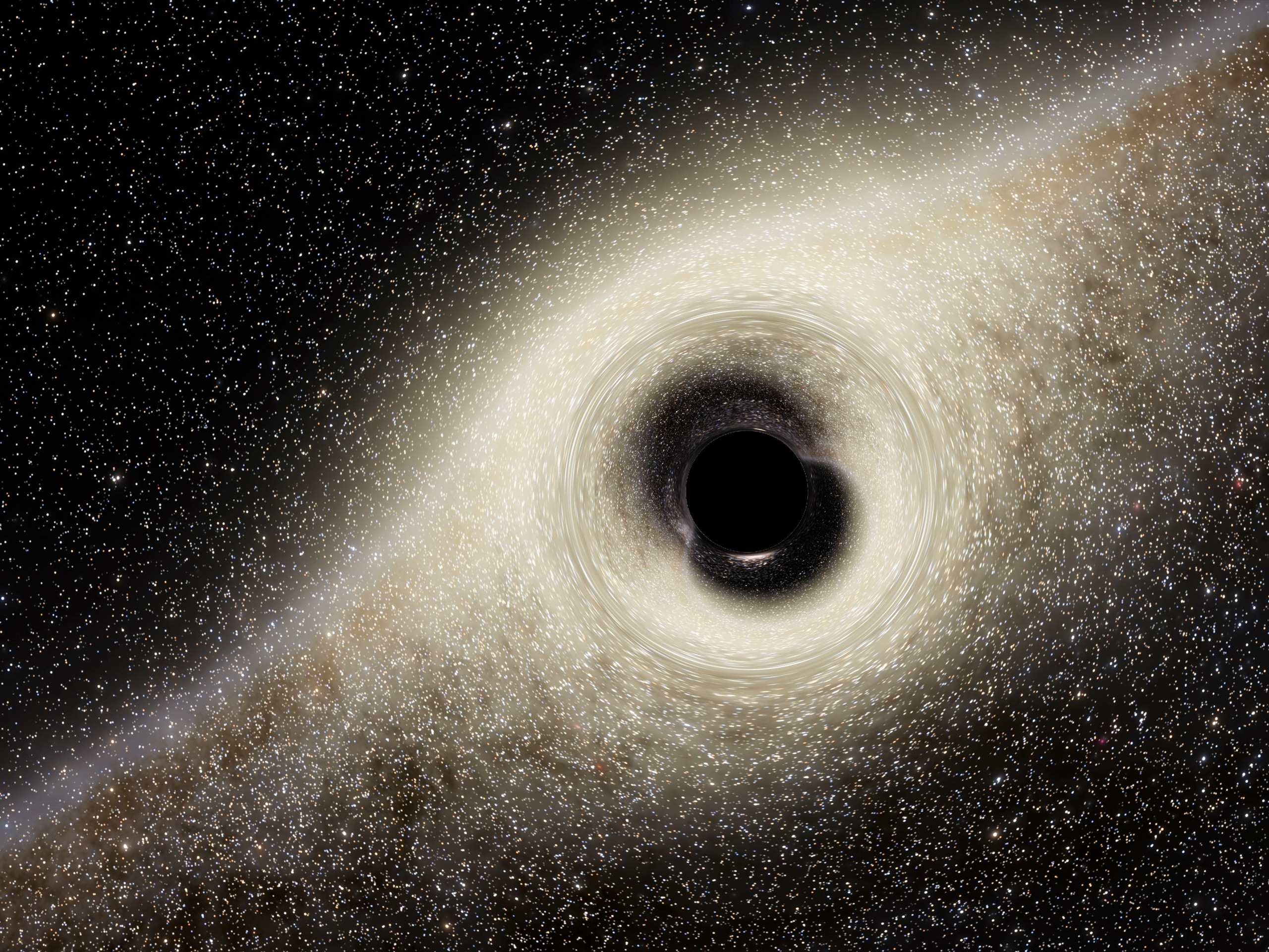 black hole picture - HD 2560×1920
