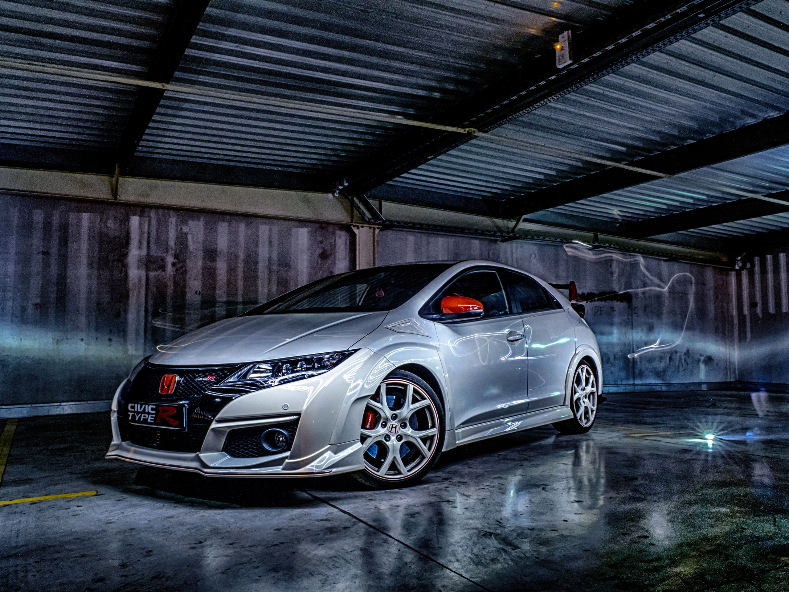 Honda Civic Type R Sports Car 1080x1920 Iphone 8 7 6 6s Plus Wallpaper Background Picture Image