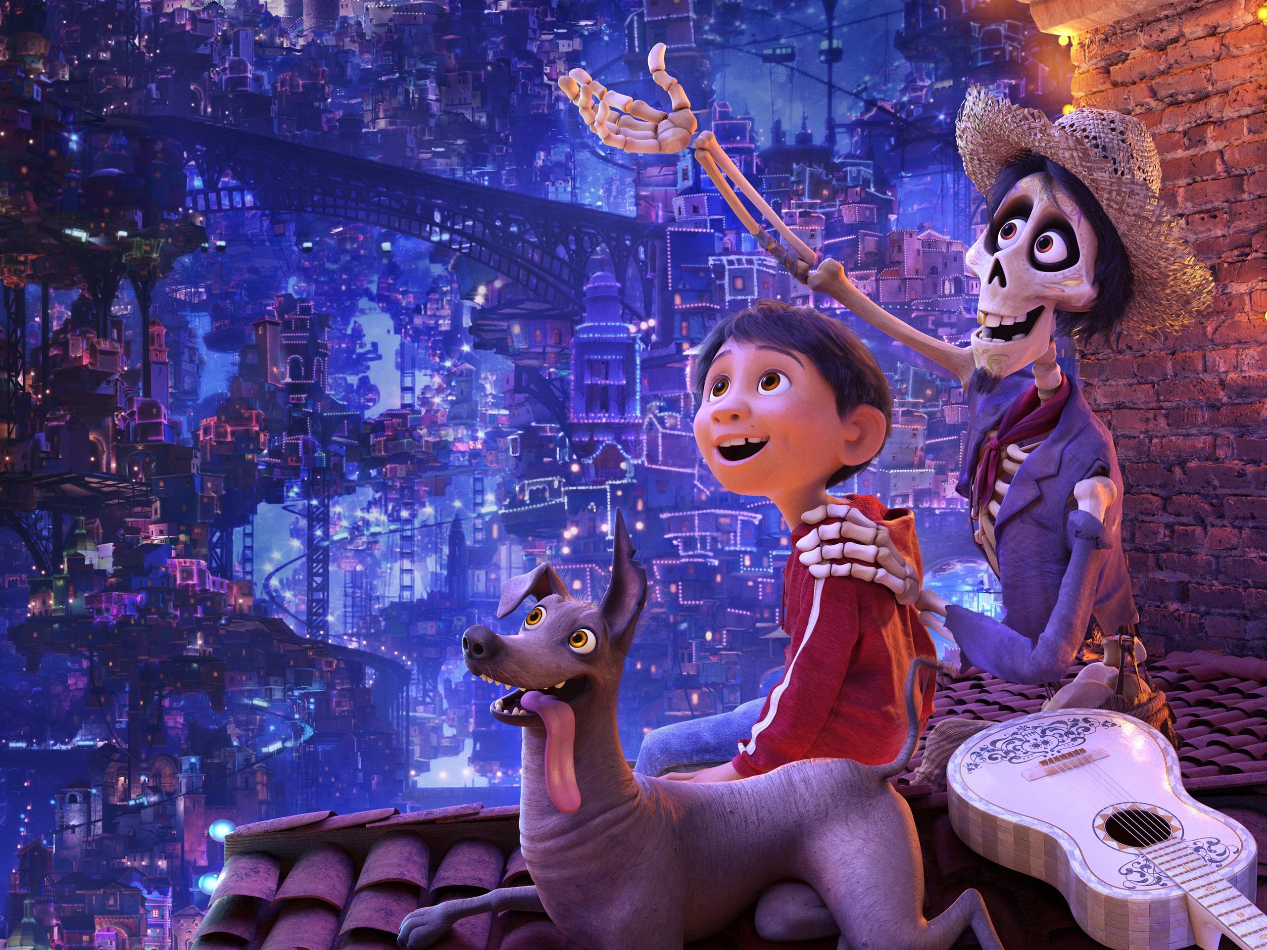 壁紙 リメンバー ミー 17ディズニー映画 3840x2160 Uhd 4k 無料のデスクトップの背景 画像