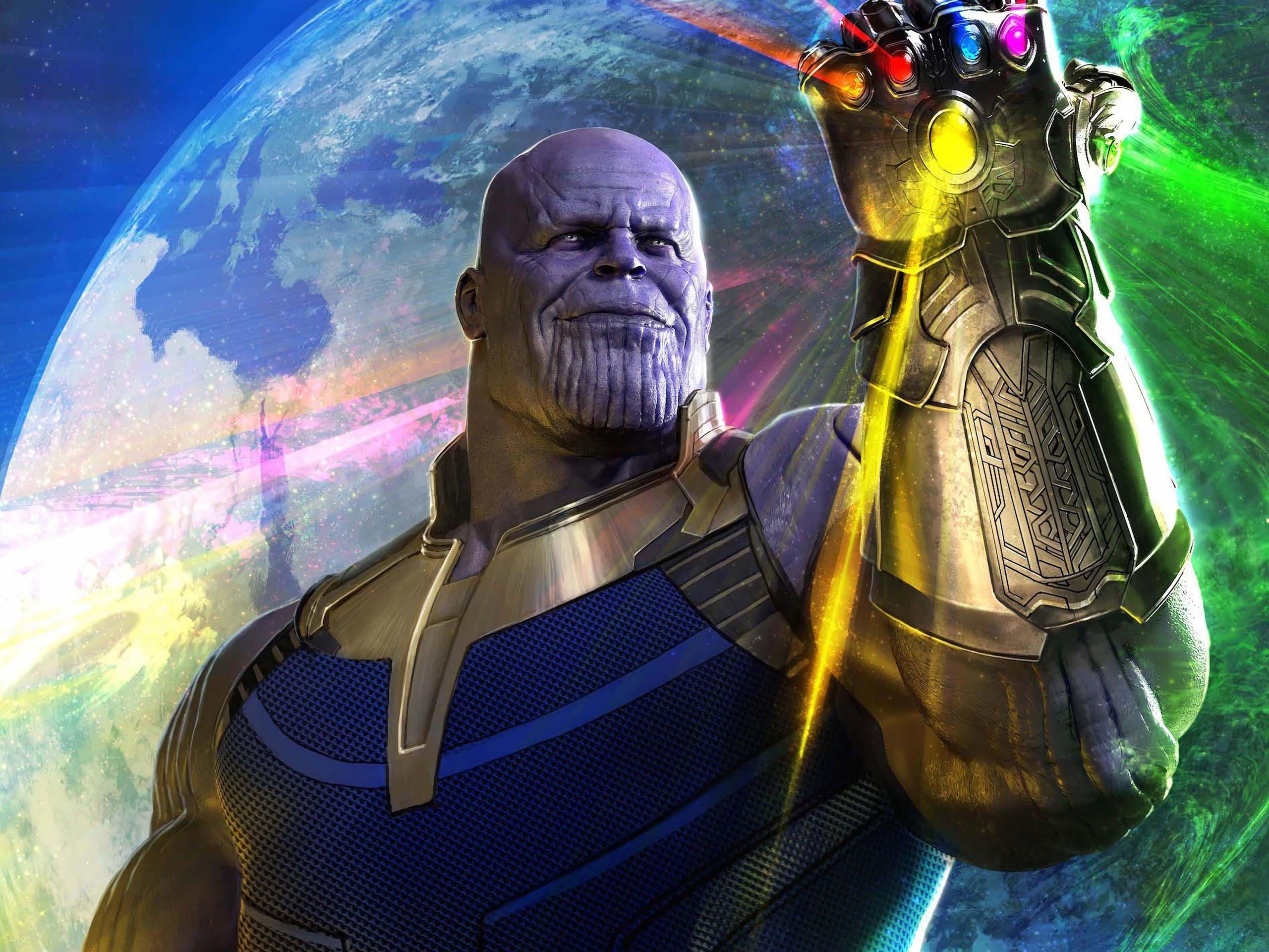 Fondos de pantalla Thanos, Avengers - 1059.6KB