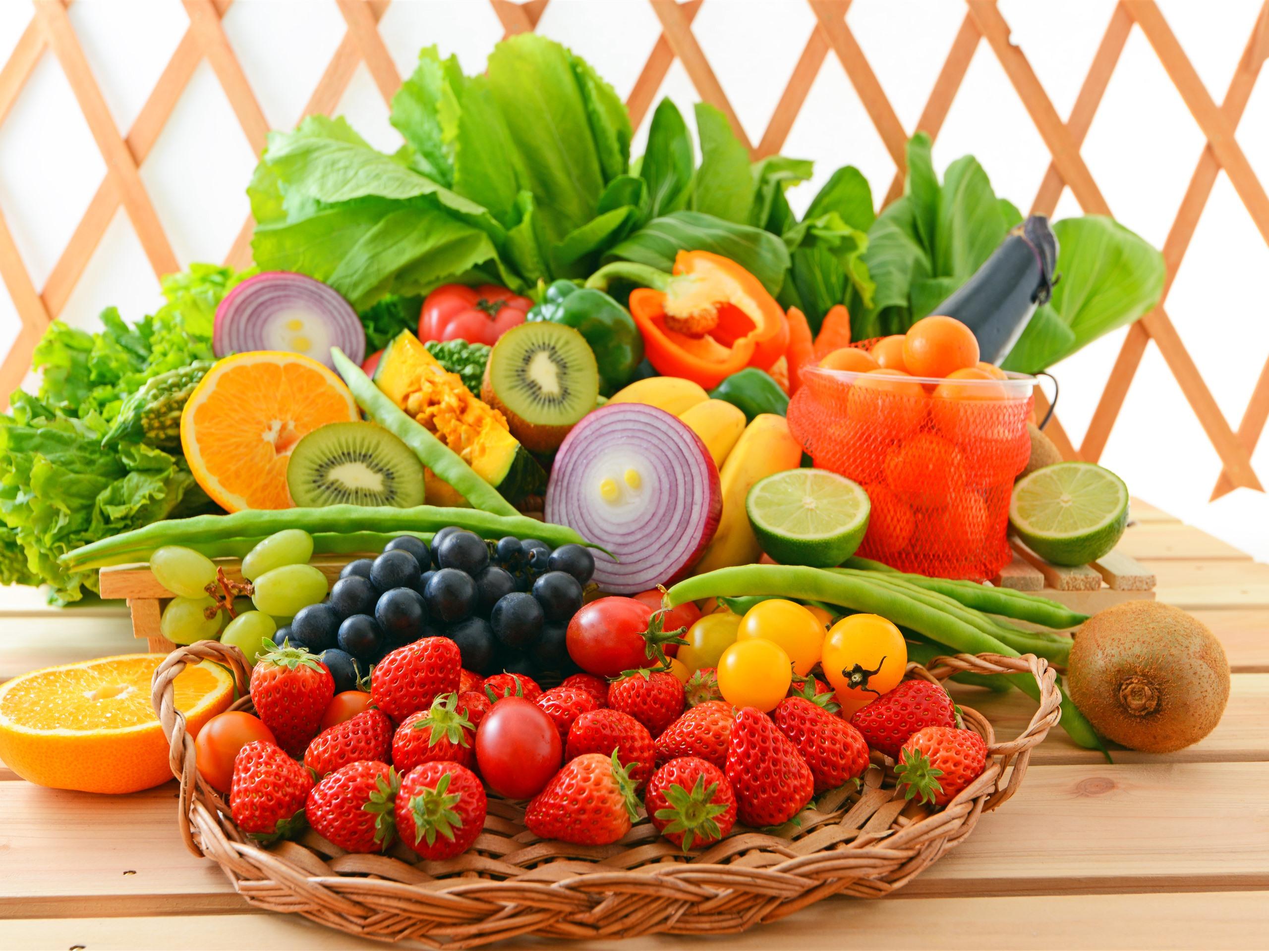 Для мужчины, красивые овощи и фрукты картинки