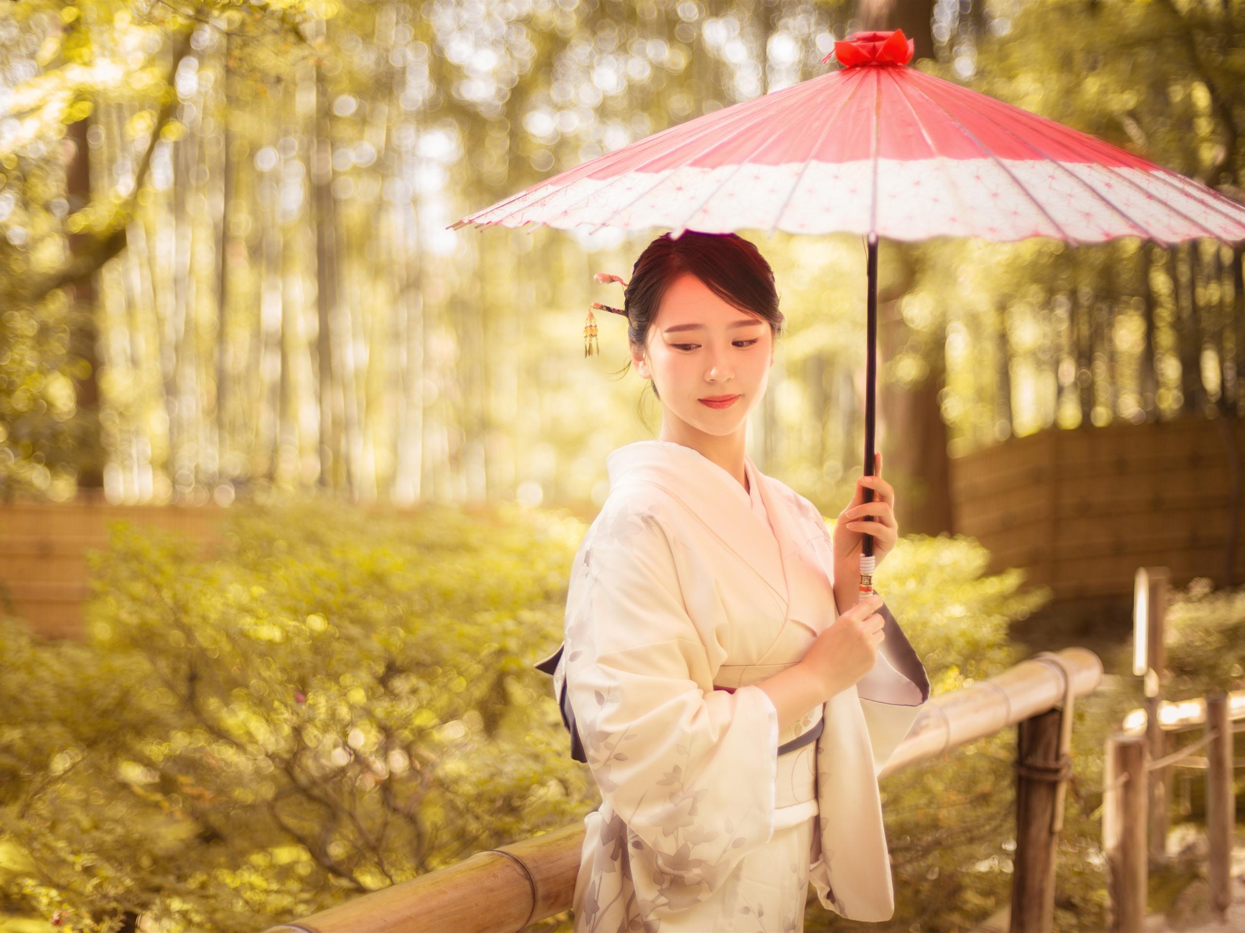 красивые японки с зонтами картинки праздник объединяет славное