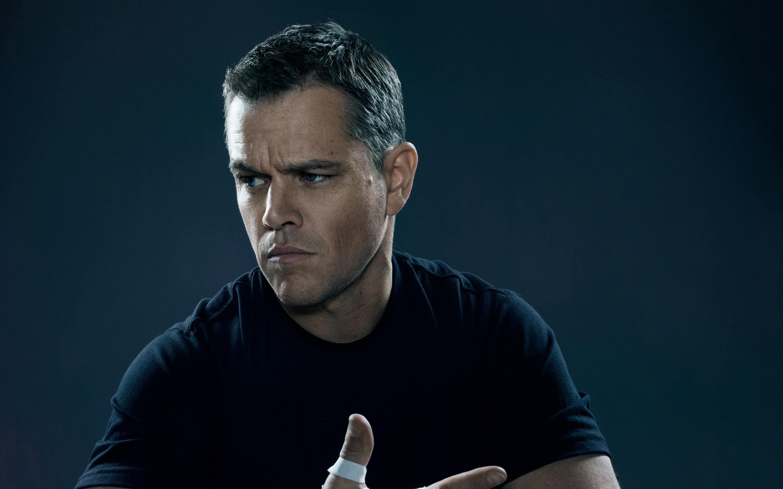 Wallpaper Matt Damon In Jason Bourne 2016 2880x1800 Hd Picture Image
