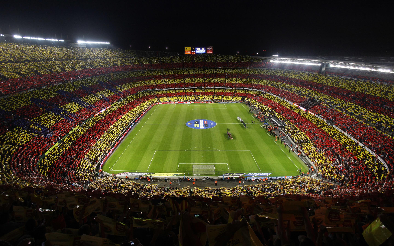 Stadium Soccer Football Sports Qhd Wallpaper 2560x2560: 배경 화면 바르셀로나 축구 클럽, 축구 경기장 2880x1800 HD 그림, 이미지