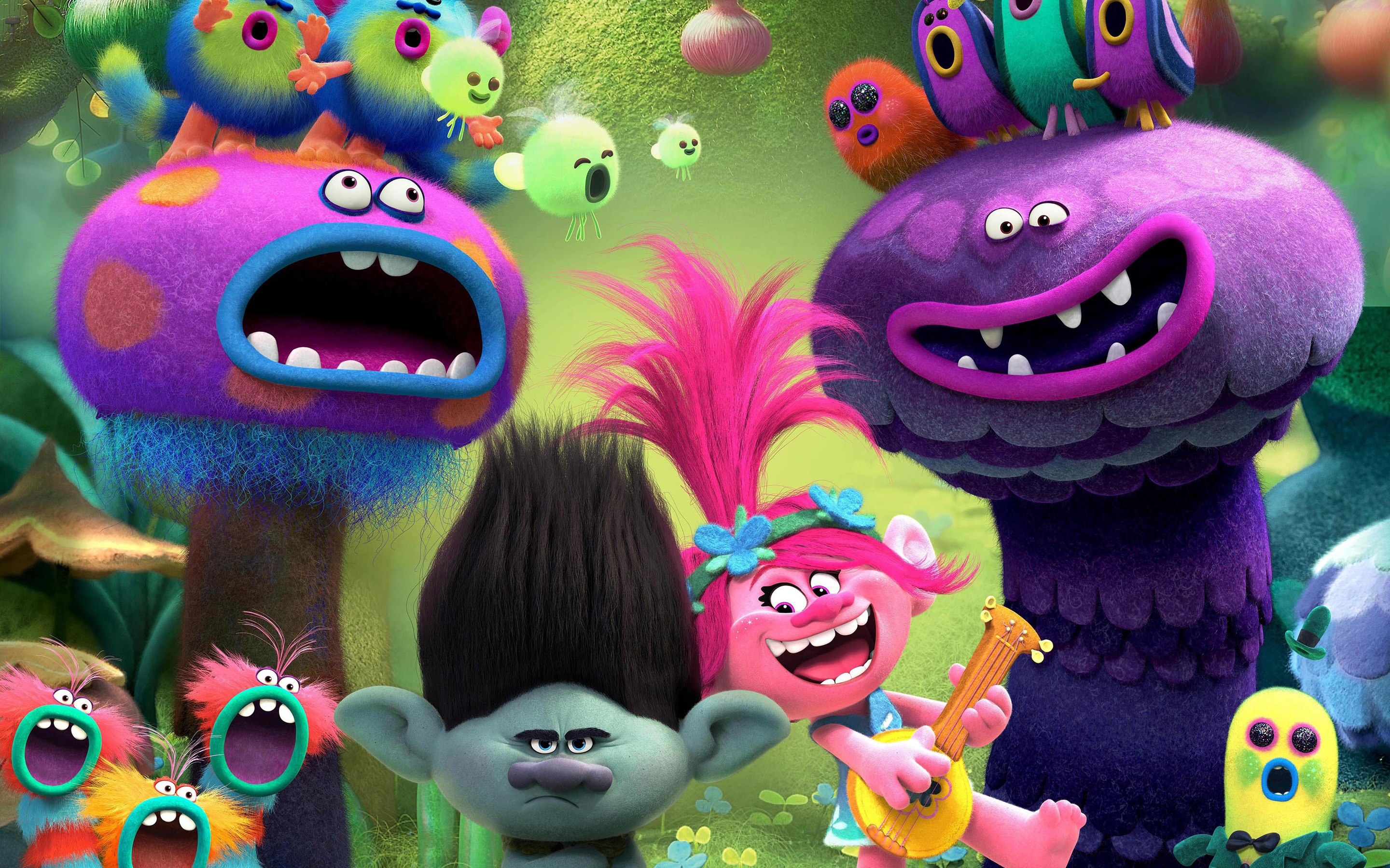Wallpaper Trolls 2016 2880x1800 Hd Picture Image