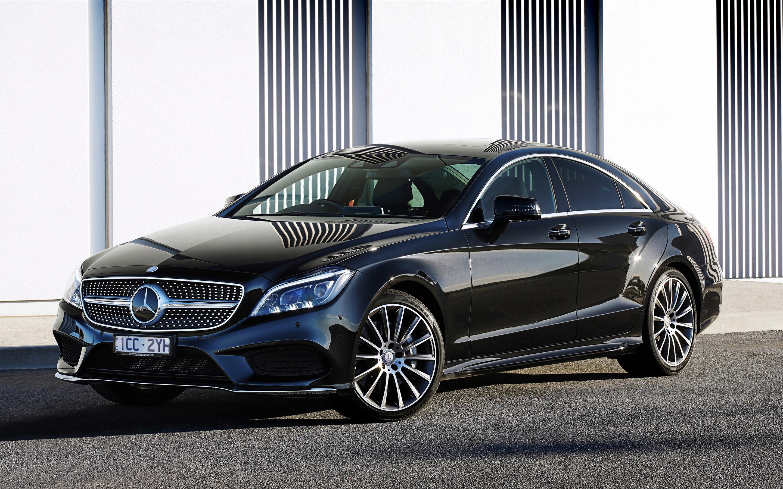 Wallpaper Mercedes Benz Amg Cls 500 Black Car 3840x2160 Uhd 4k Images, Photos, Reviews