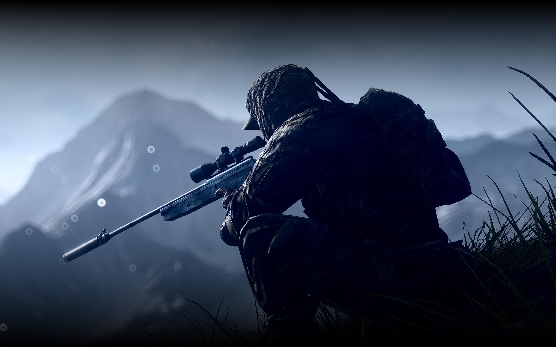 Wallpaper Battlefield 4 Soldier Sniper 3840x2160 Uhd 4k Picture Image