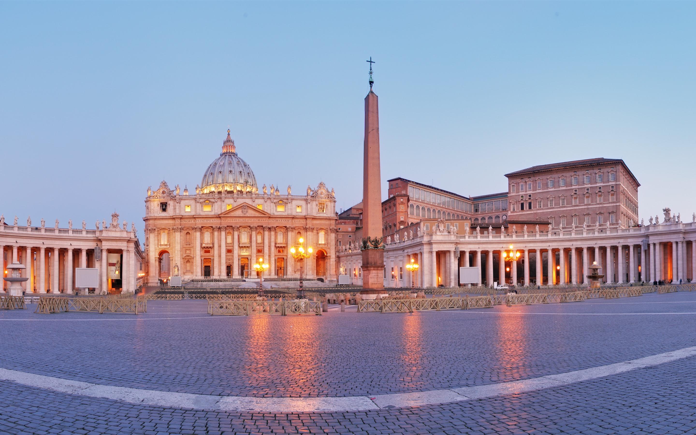 Обои улица, Ватикан, здания, дома. Города foto 9