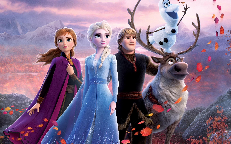 壁紙 アナと雪の女王19 3840x2160 Uhd 4k 無料のデスクトップの背景 画像