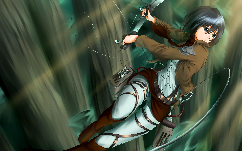 Wallpaper Short Hair Anime Girl Sword 2880x1800 Hd Picture Image