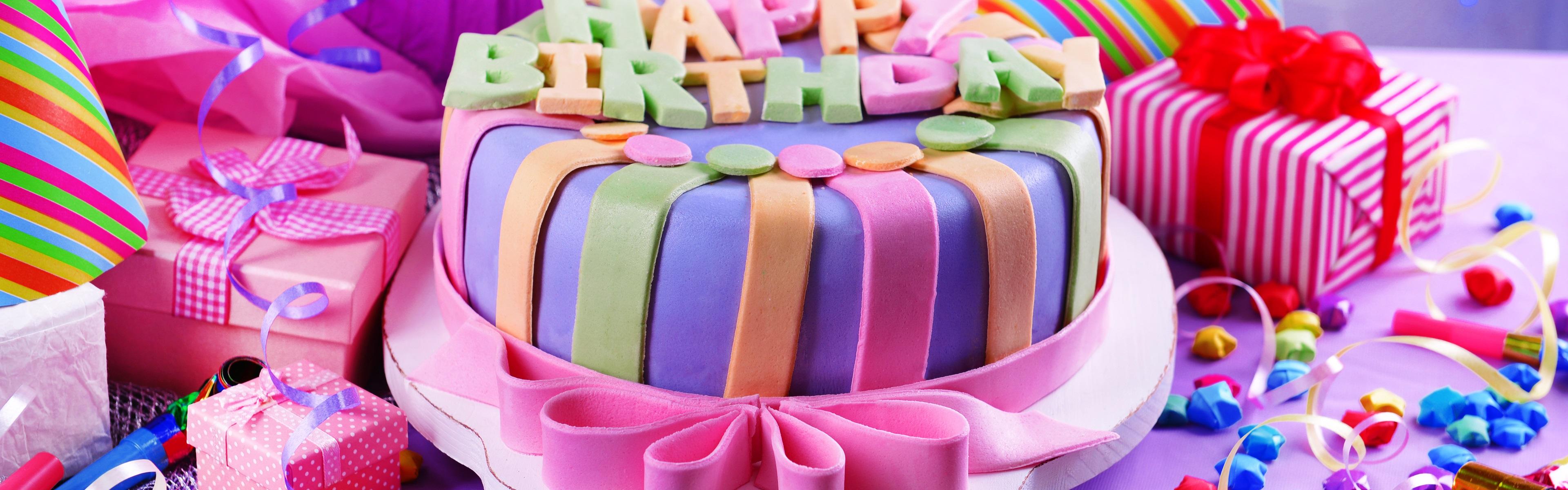 Картинки с тортами и подарками 807