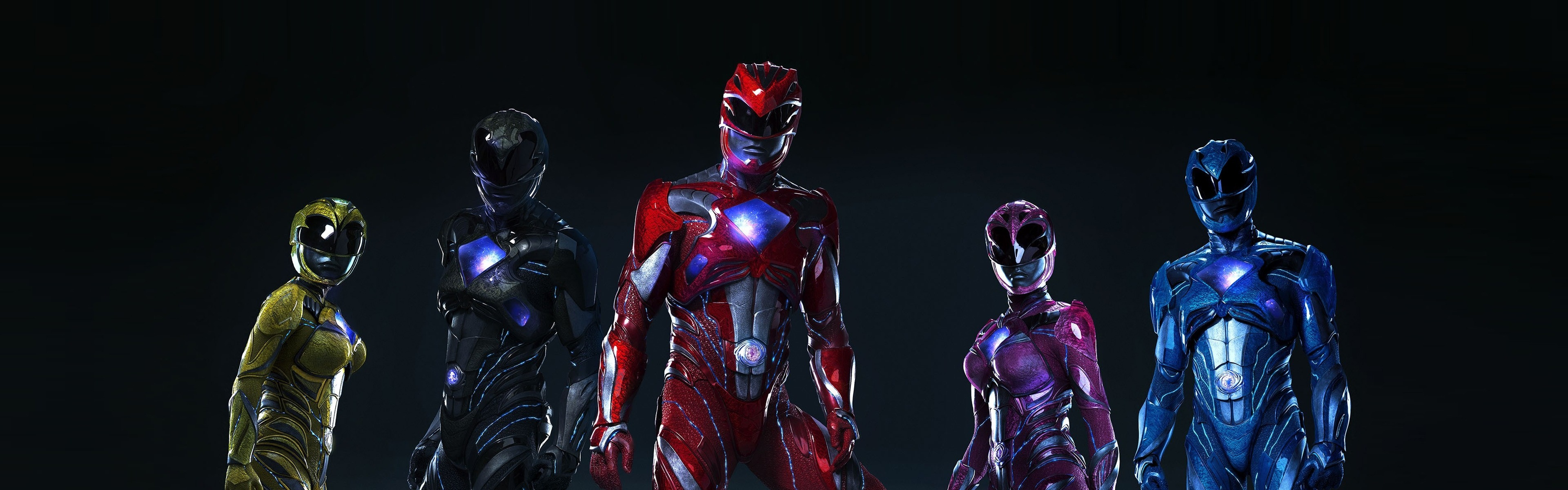 power rangers 2017 wallpaper | 3840x1200 multi monitor panorama