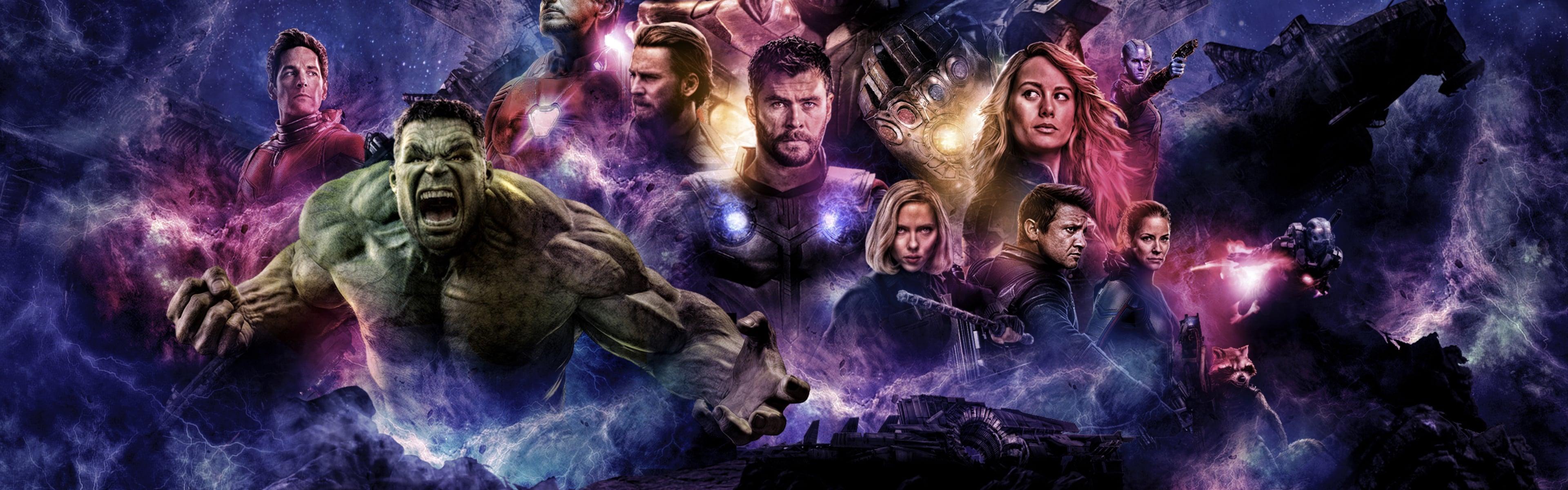 Wallpaper Avengers Endgame Dc Comics Movie 2019 3840x2160 Uhd 4k