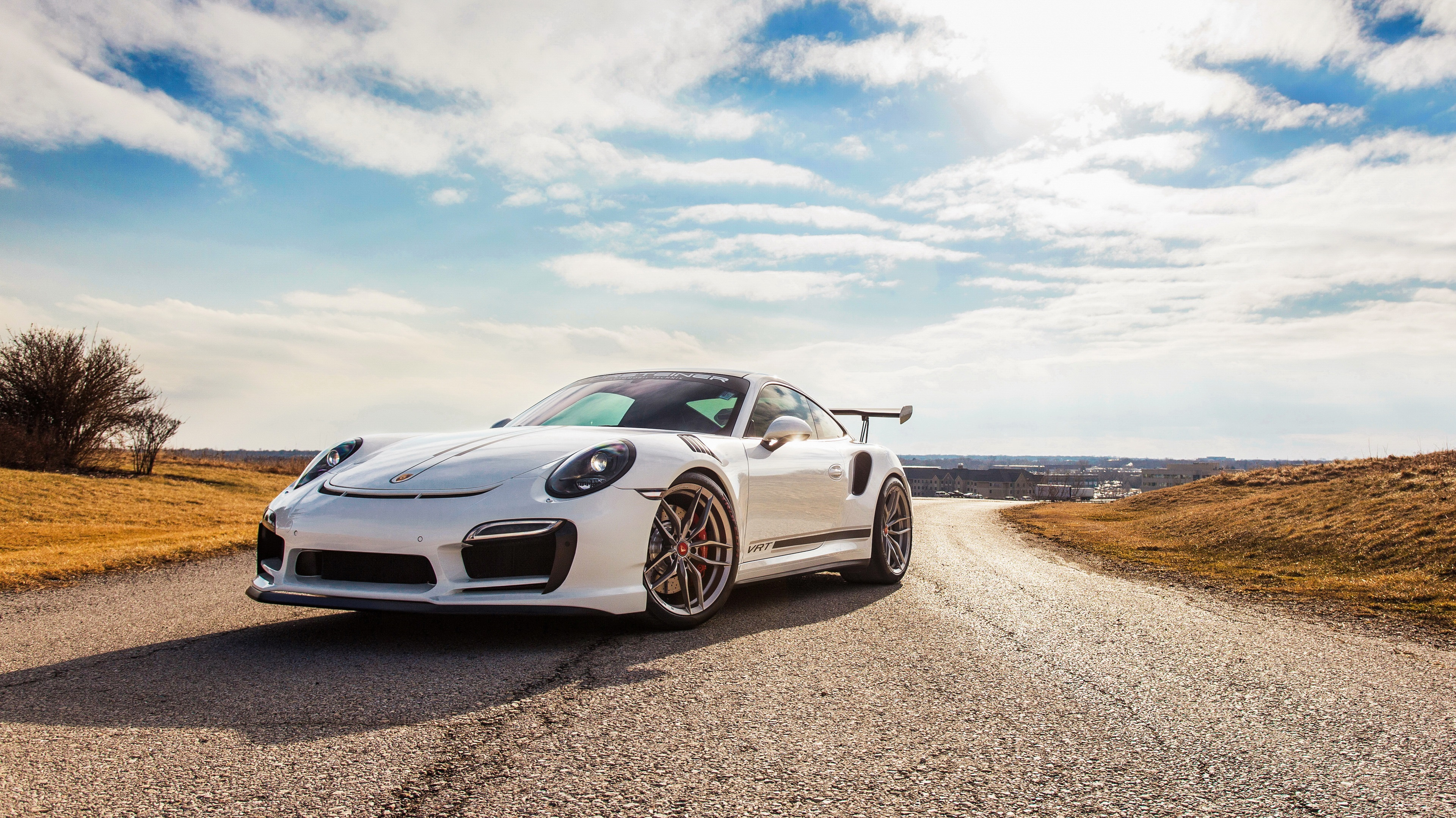Fondos De Pantalla Porsche 911 Turbo V Rt Superdeportivo