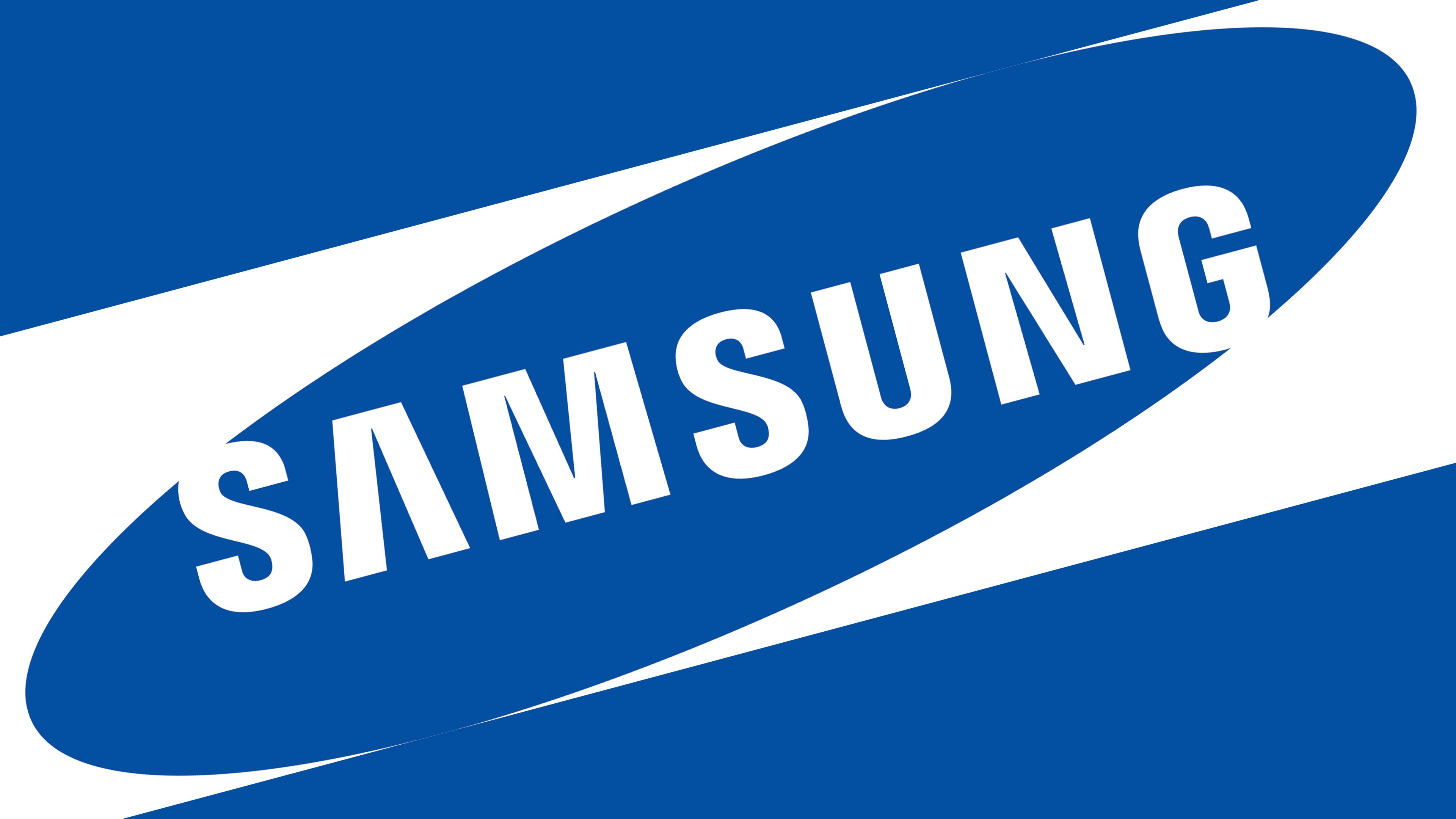 Fh Logo Samsung Mobile: Download Wallpaper 3840x2160 Samsung Logo UHD 4K Background