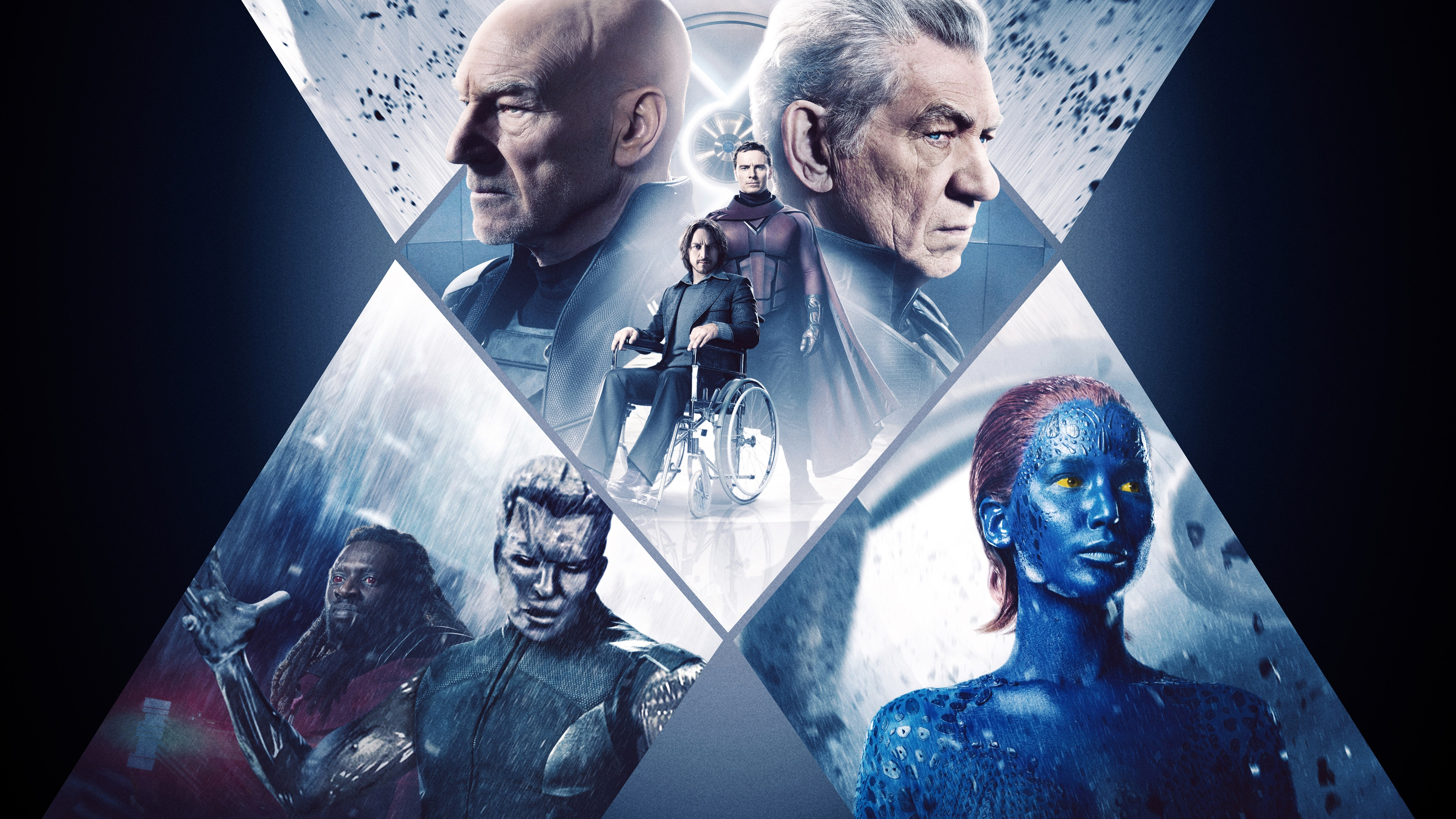 Wallpaper X Men Days Of Future Past Ultra Hd 3840x2160 Uhd 4k