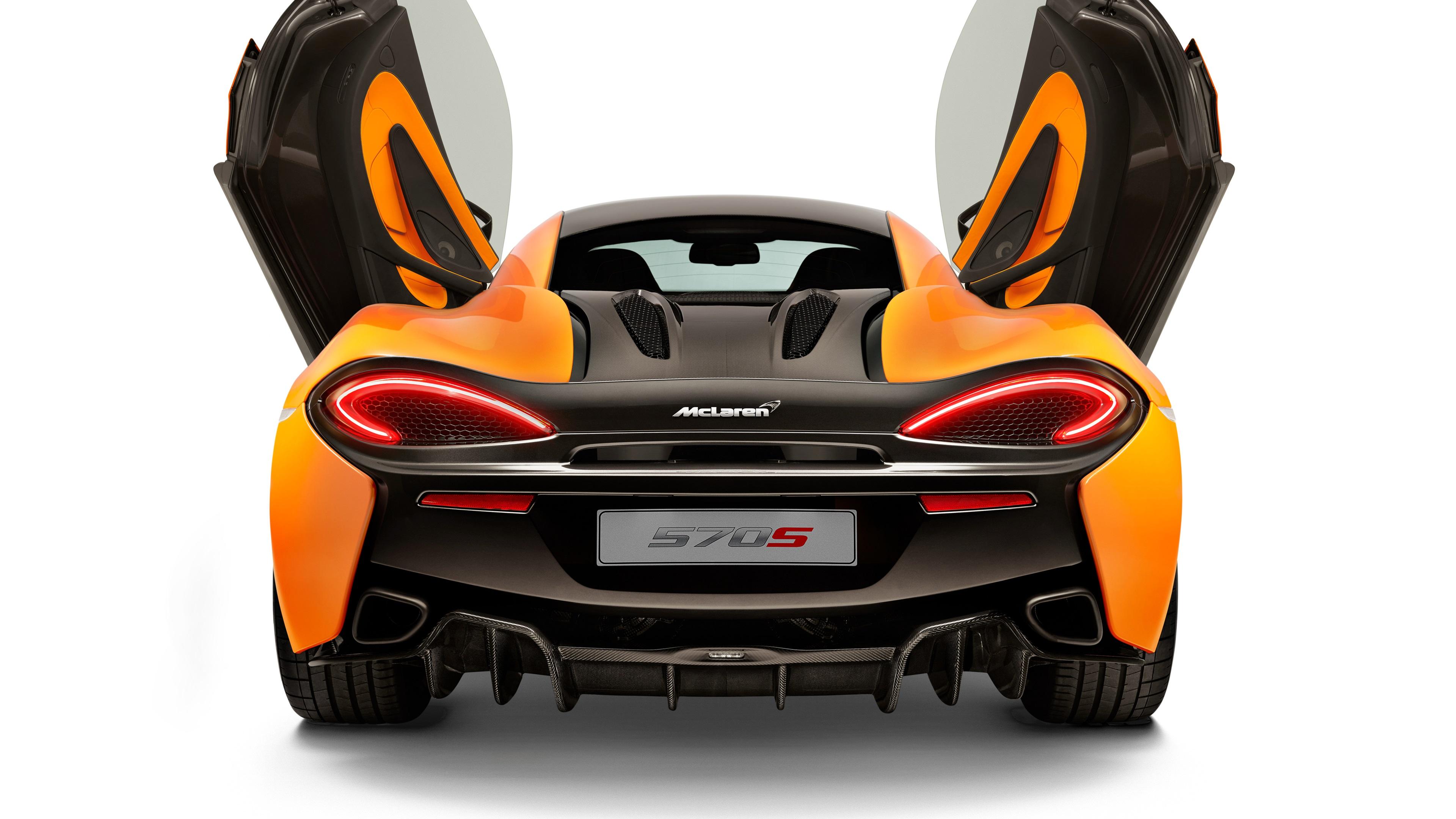 2020 McLaren 570S Coupe Spesification