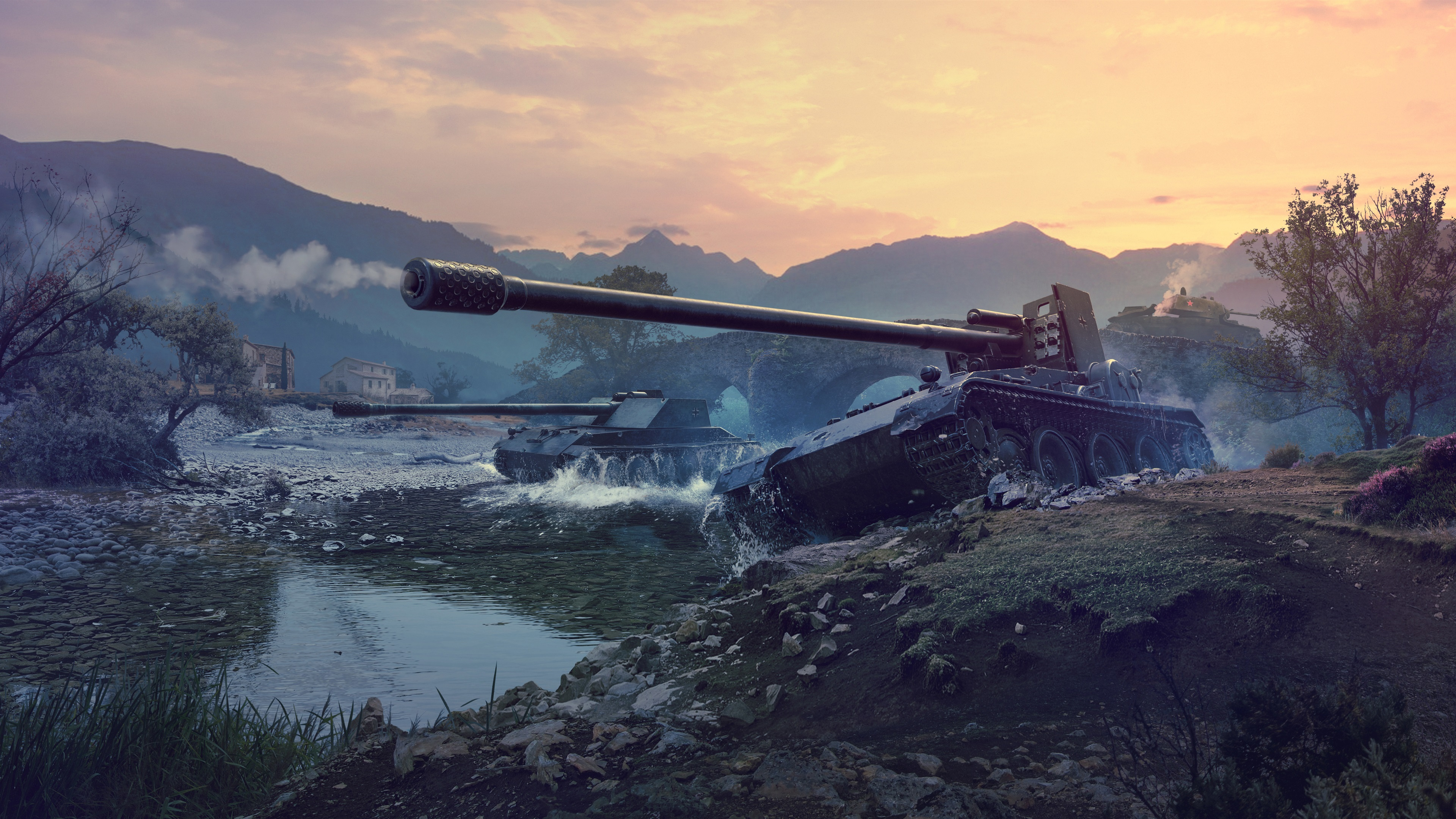 World Of Tanks Ps4 Games 1080x1920 Iphone 8766s Plus