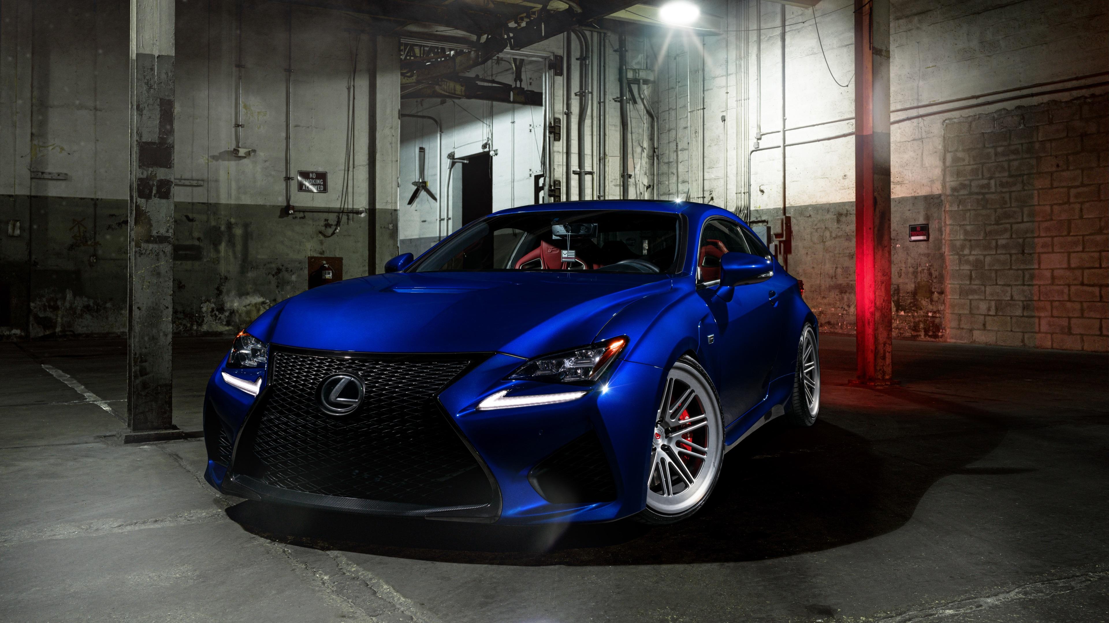 спортивный автомобиль синий Lexus LC бесплатно