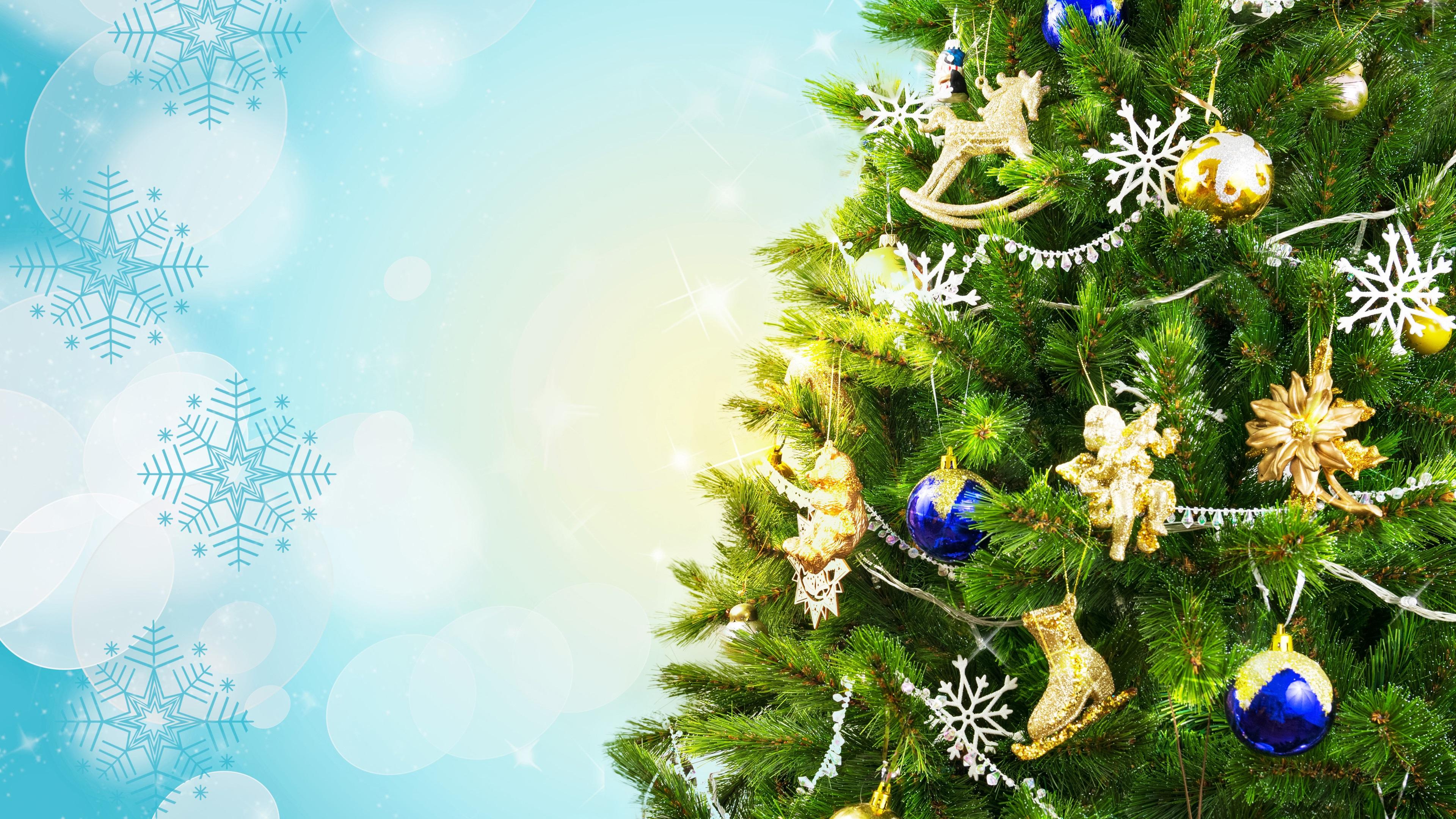 Fond D écran Vacances De Noël: Fonds D'écran Arbre De Noël, Vacances, Décoration, Jouets
