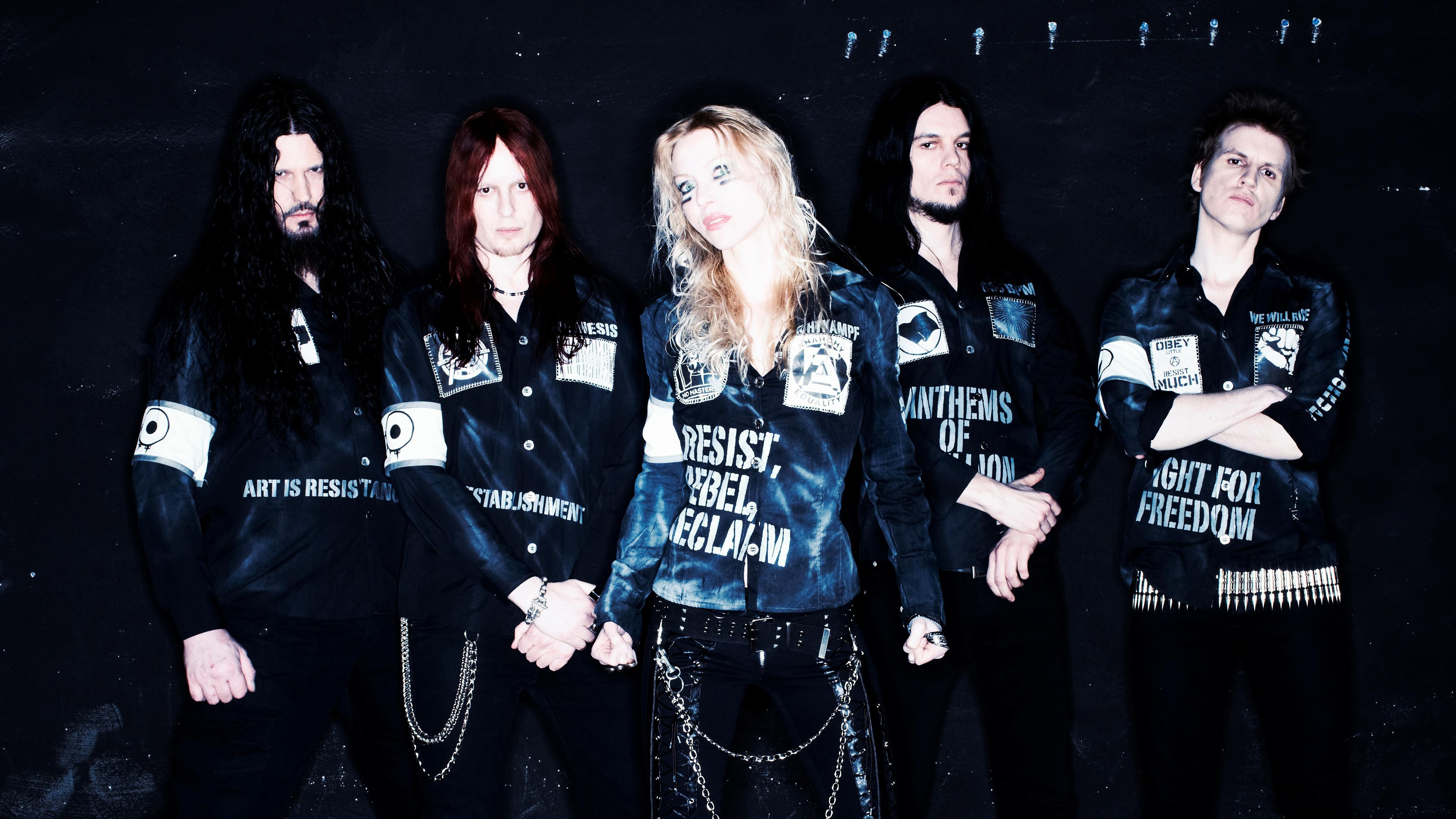 Wallpaper Arch Enemy 03 3840x2160 Uhd 4k Picture Image