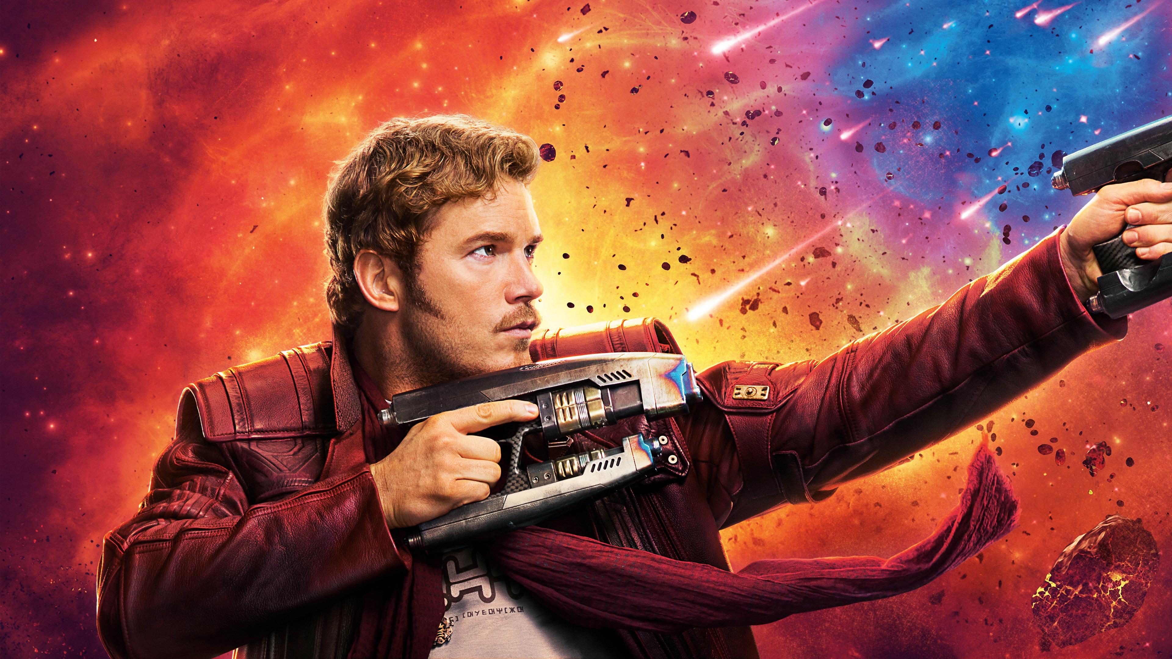 Fondos De Pantalla Chris Pratt Guardianes De La Galaxia Vol