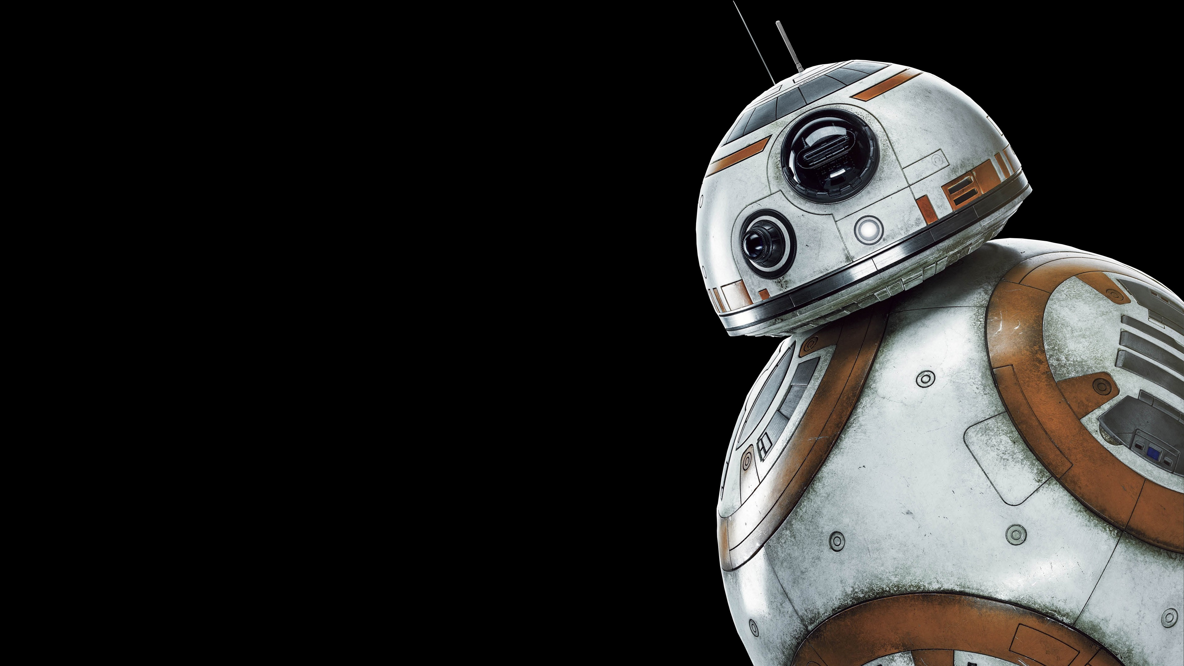Wallpaper Bb8 Robot Star Wars 3840x2160 Uhd 4k Picture Image