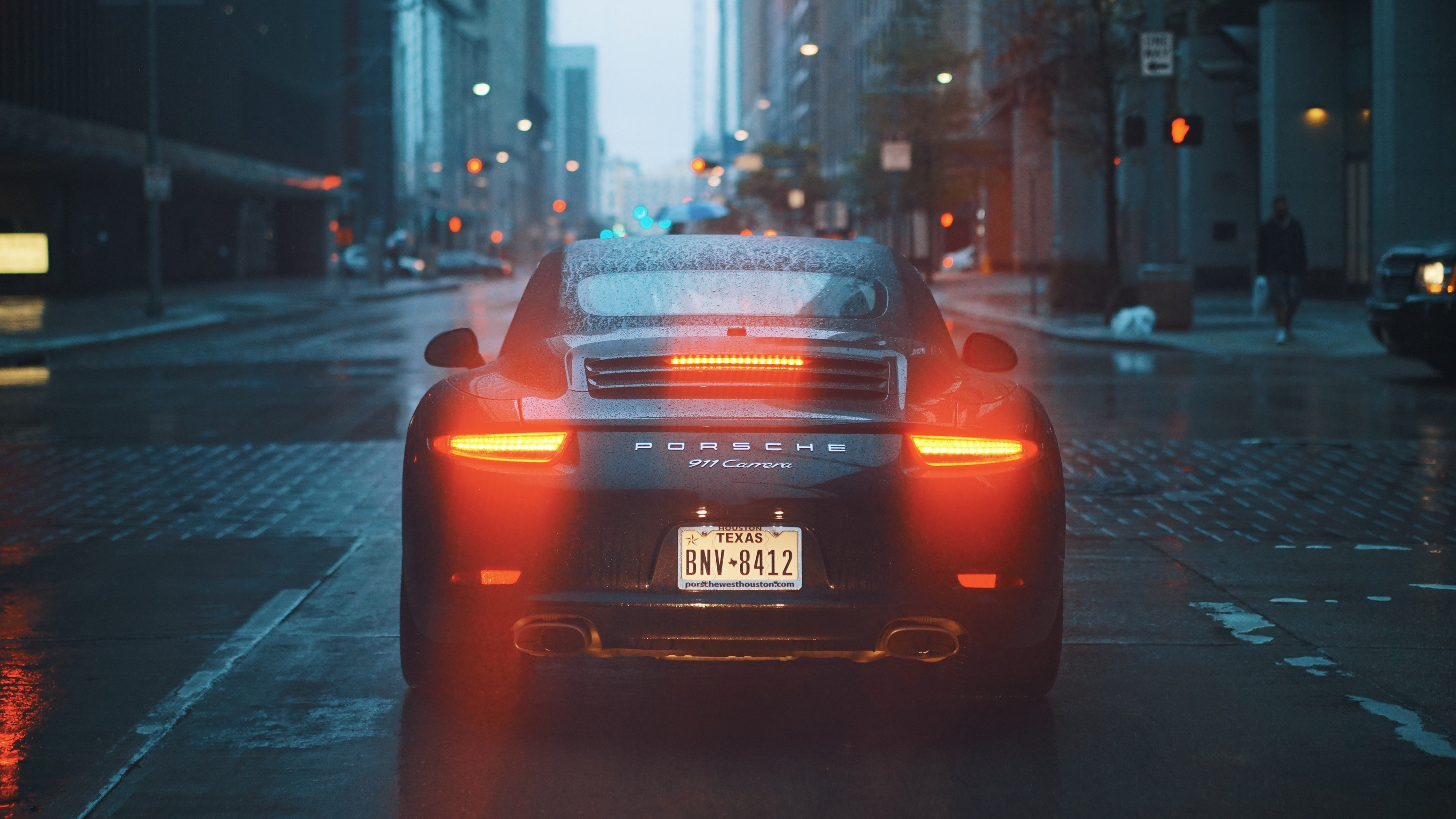 Fondos De Pantalla Porsche 911 Carrera Superdeportivo Vista