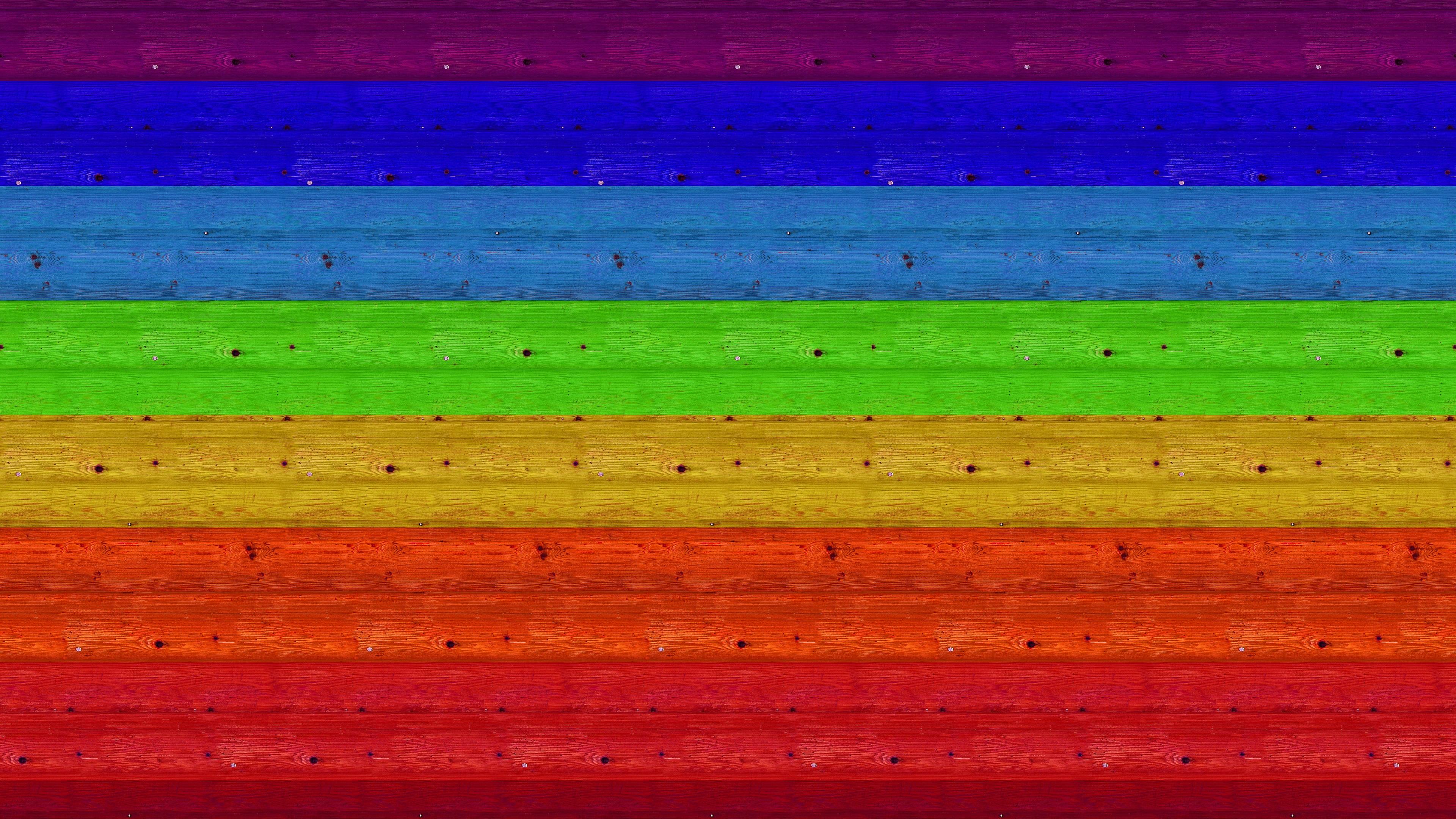 Fondos De Pantalla Fondo De Tablero De Madera De Colores: Fondos De Pantalla Tablero De Madera, Colores Del Arco